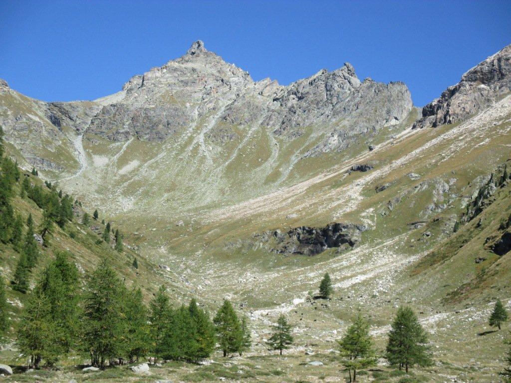 Redessau (Monte) cresta S/SE e traversata con discesa cresta SO 2015-09-20
