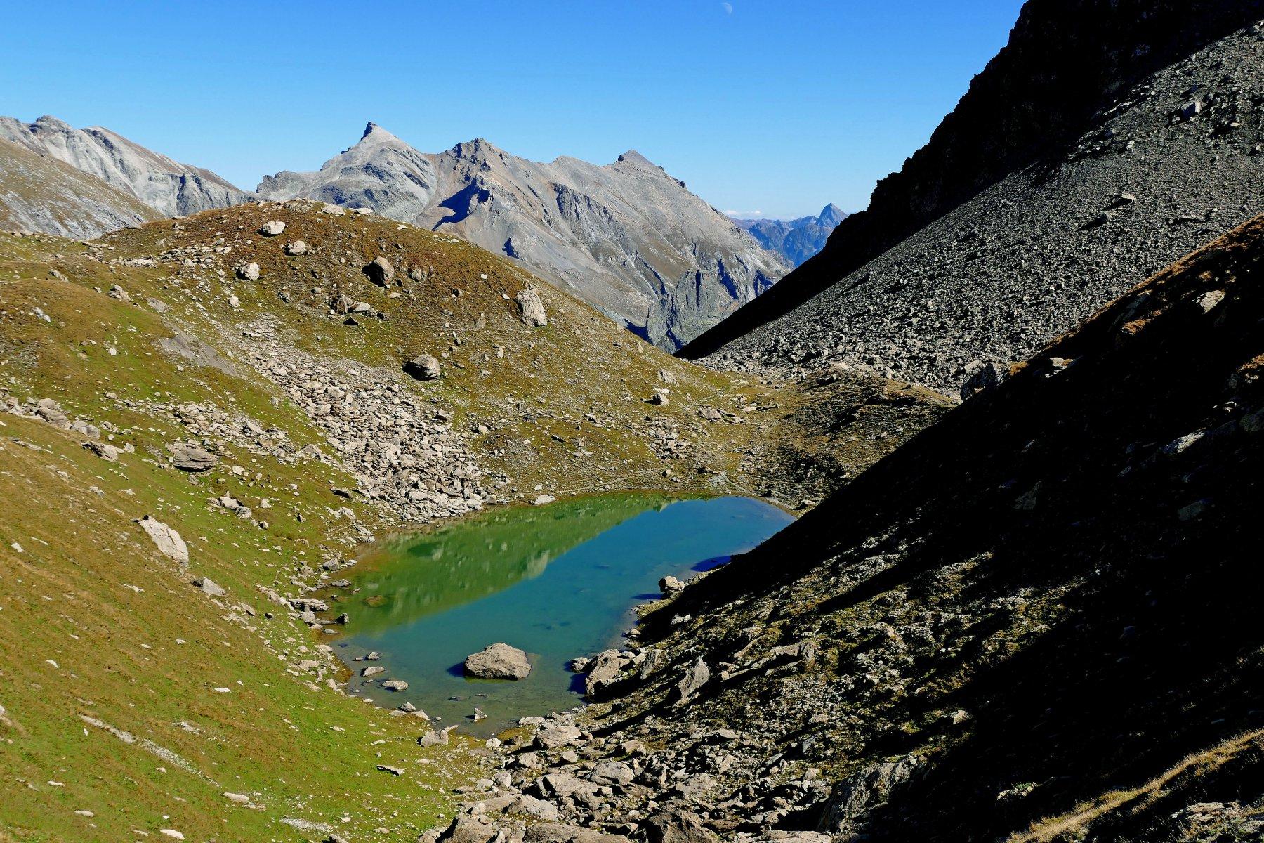 Primo lago dell'Infernetto (21-09-15)