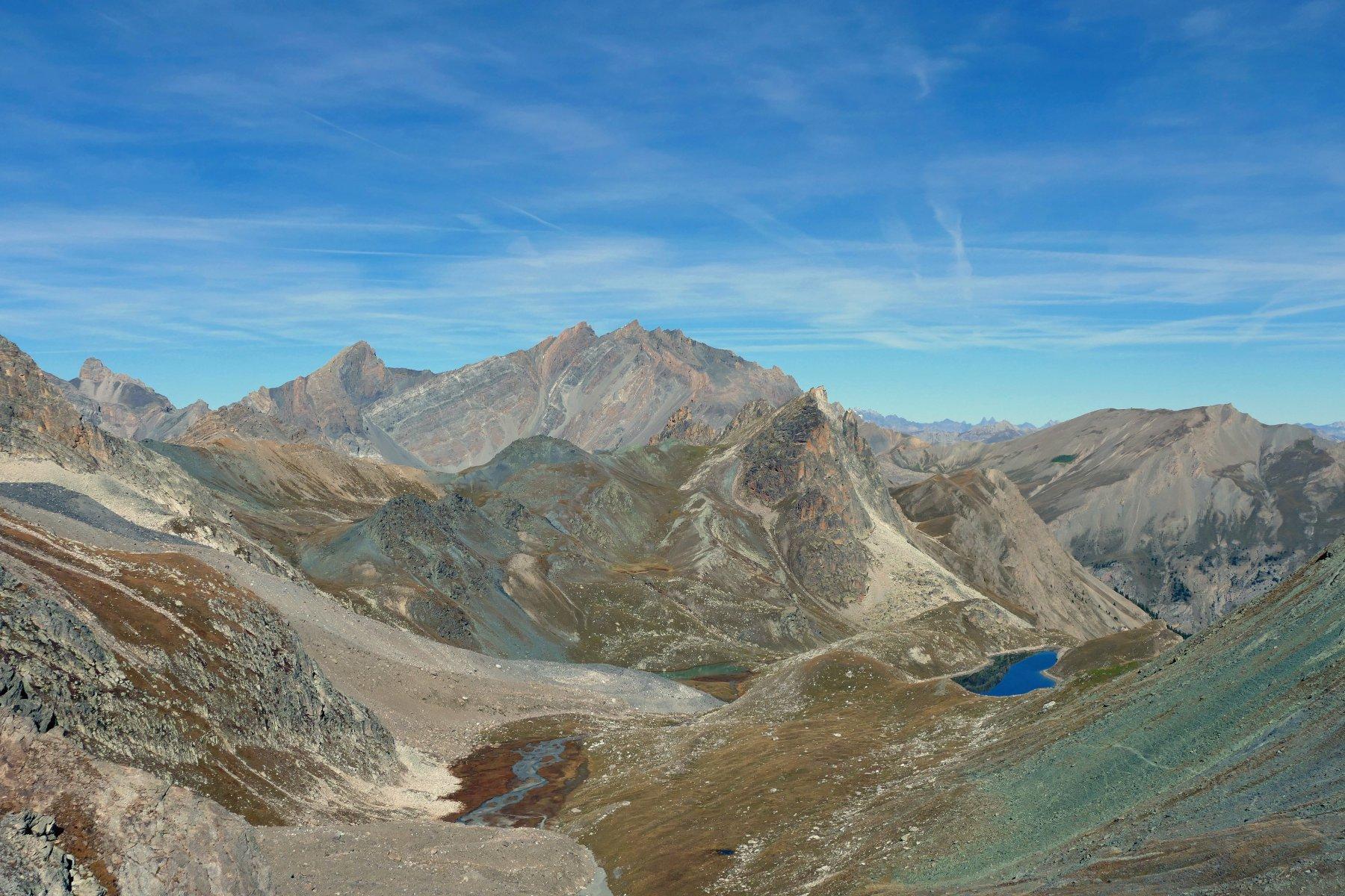 Panorama dal Col de Marinet (21-09-15)