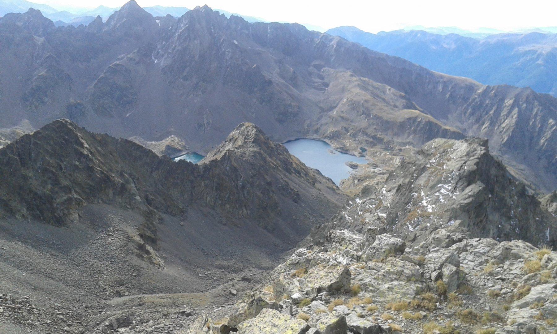 il grande lago di rabuons
