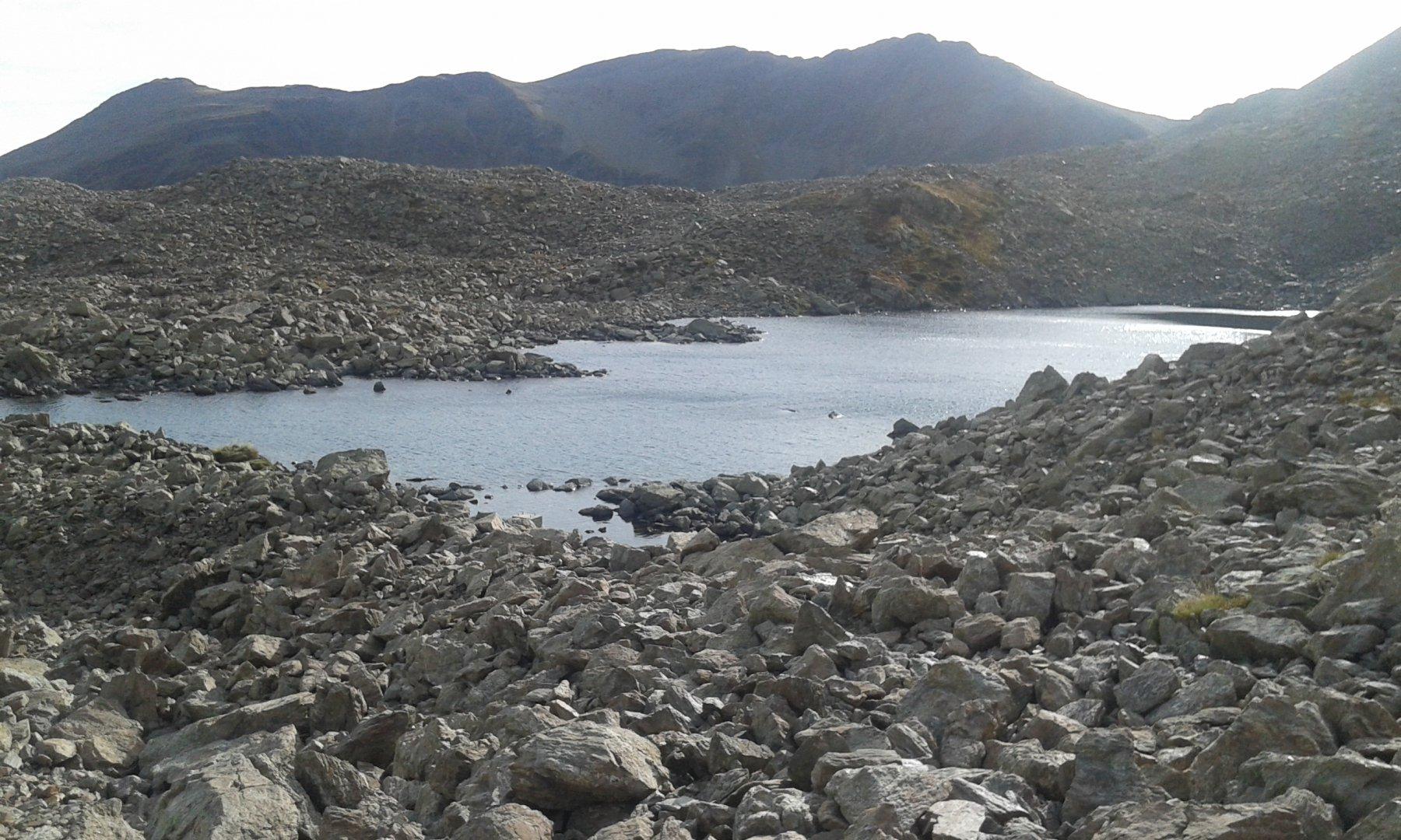 Lago mongioia