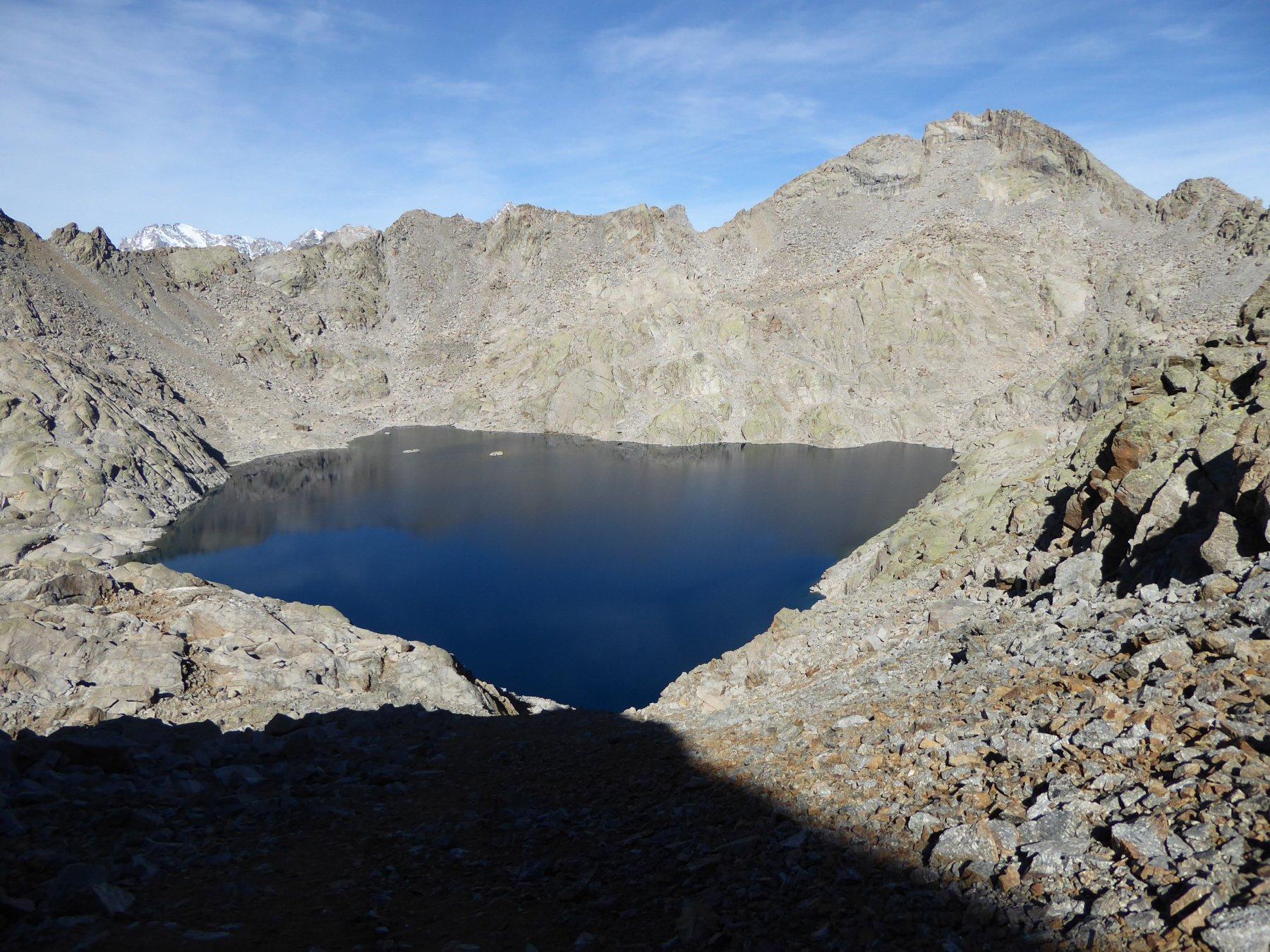 lago gelato e Gialin