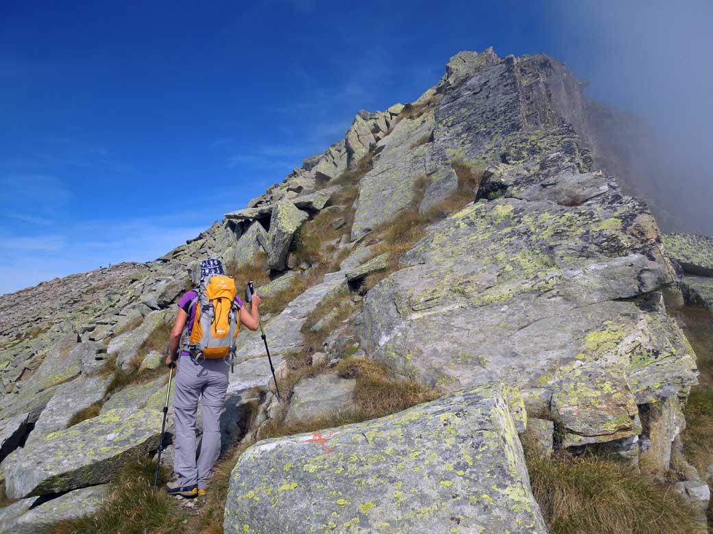 Cresto (Monte) da Zengji per il Vallone del Tourrison e il Colle delLupo 2015-09-26