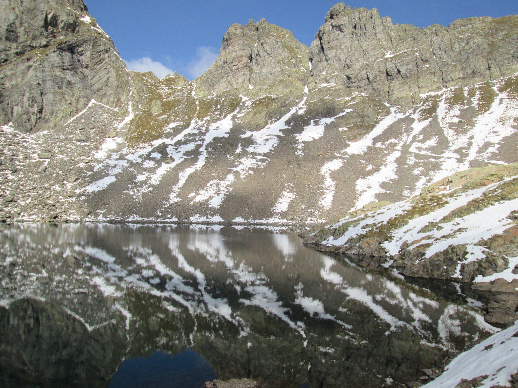 lago rotorno