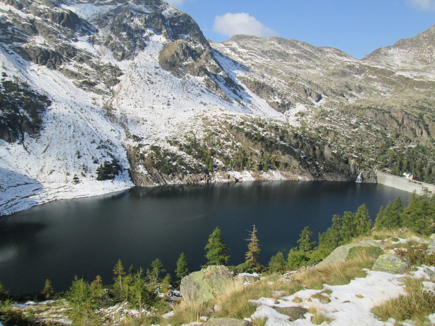 lago di trona
