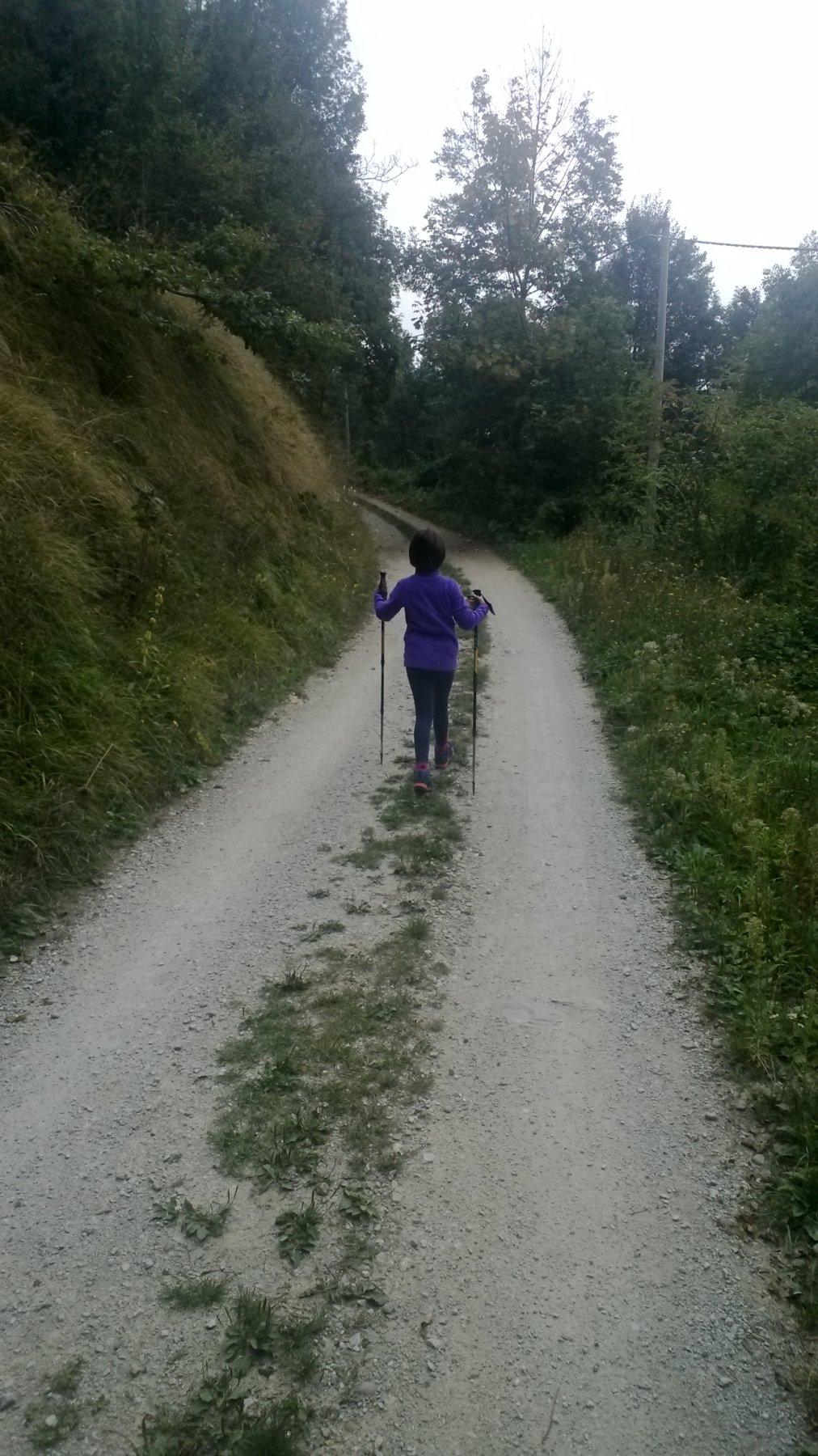 Maga in cammino