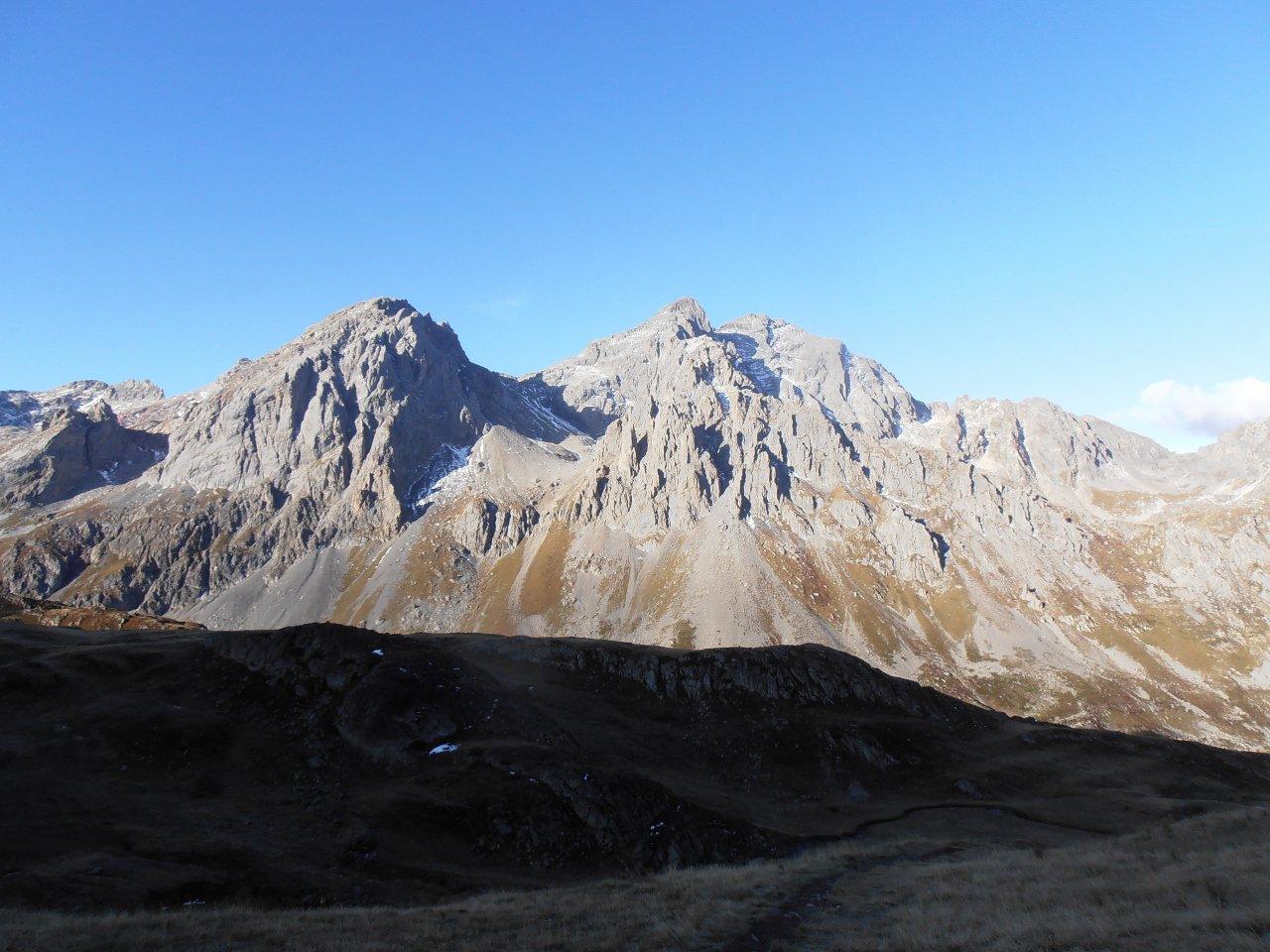 02 - il Grand Galibier, versante nord