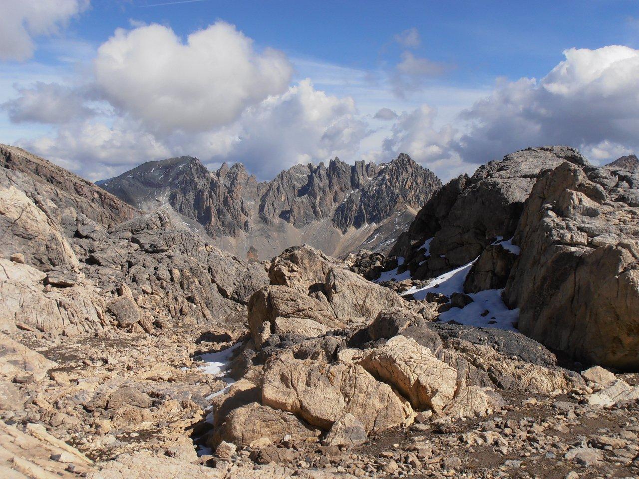 16 - bellissime guglie rocciose del Rocher de la Sauma