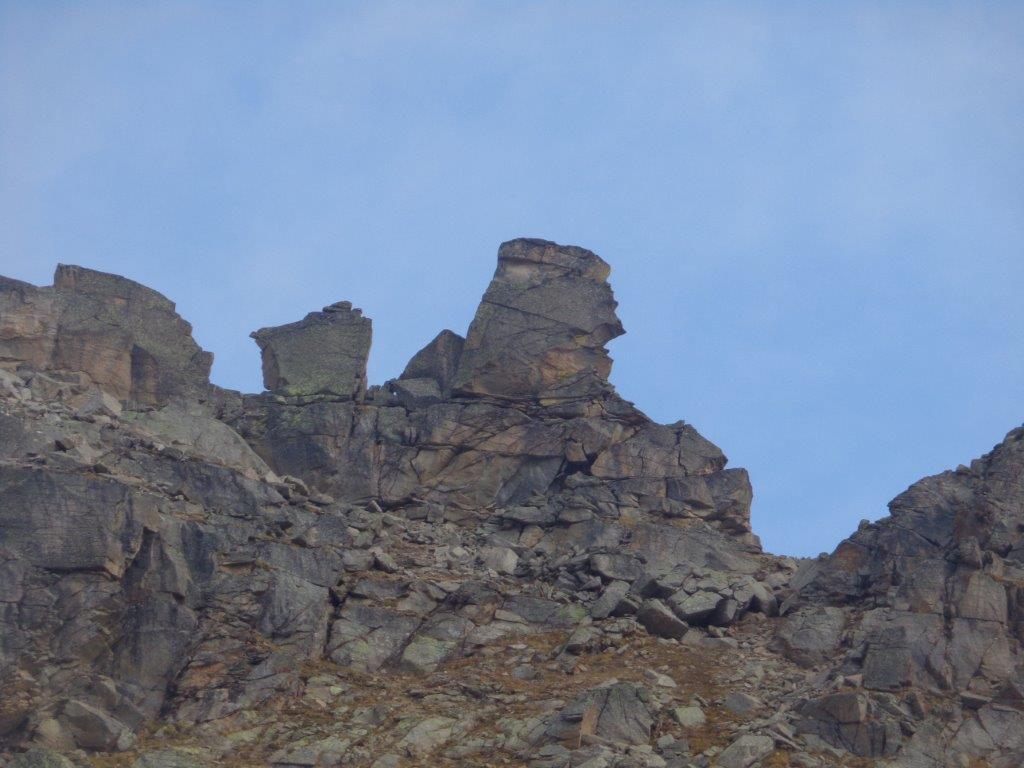 Nivolet (Rocce del) traversata di cresta Sud - Nord 2015-09-27