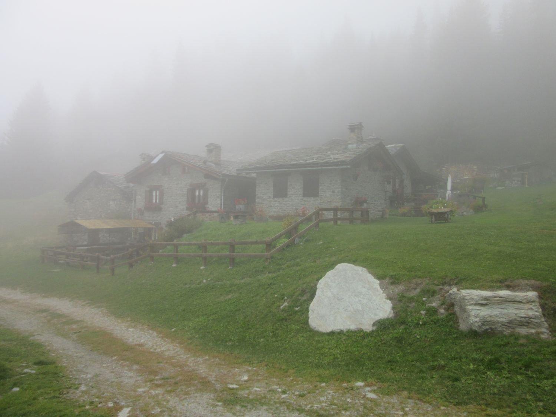 Villaggio di Arpilles m. 1870