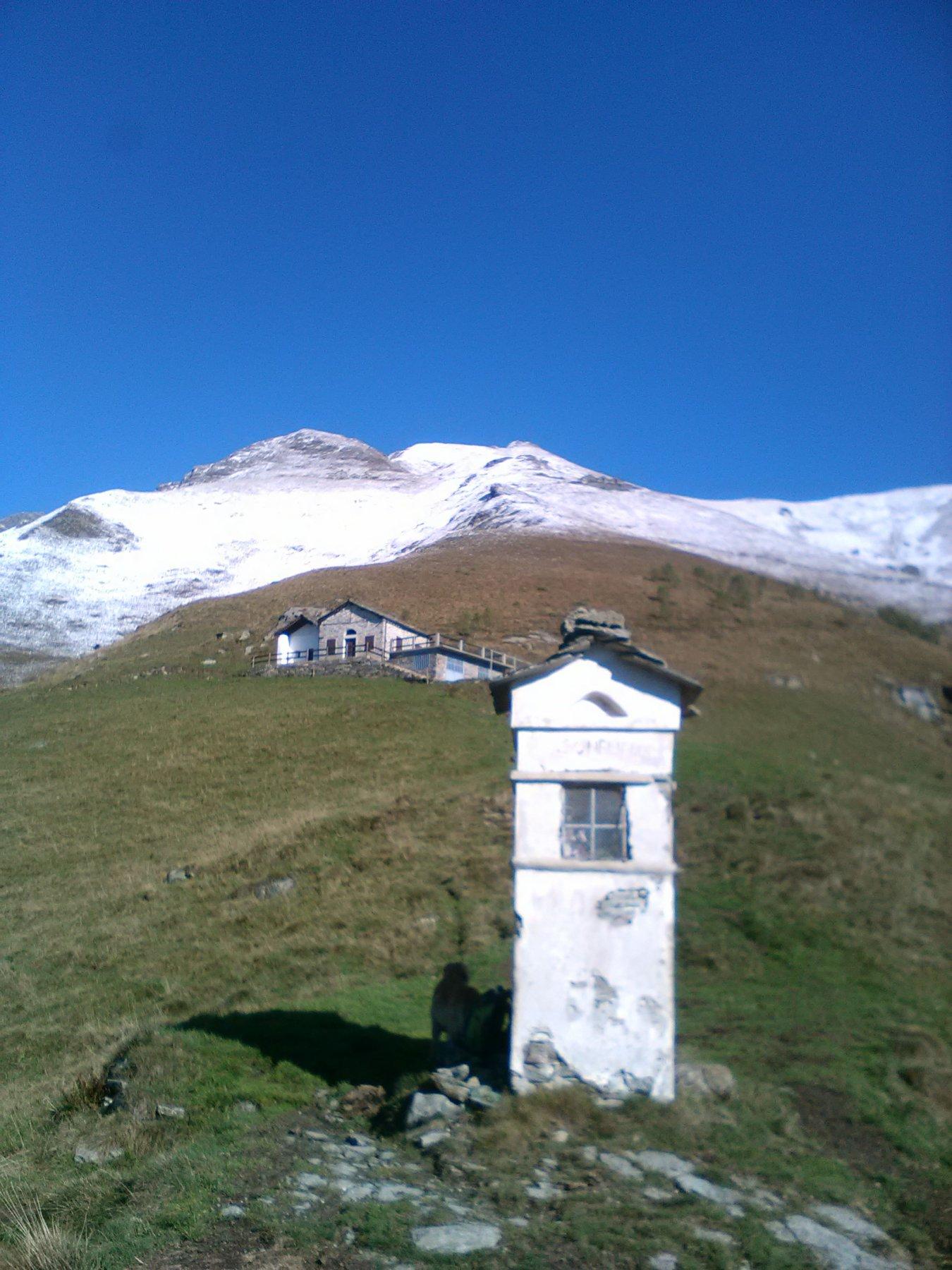 San Domenico e dorsale di salita