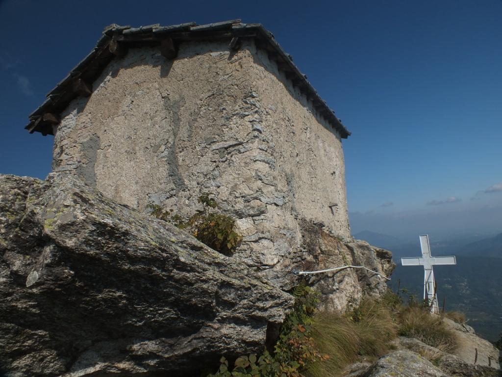Cappella e Croce di vetta