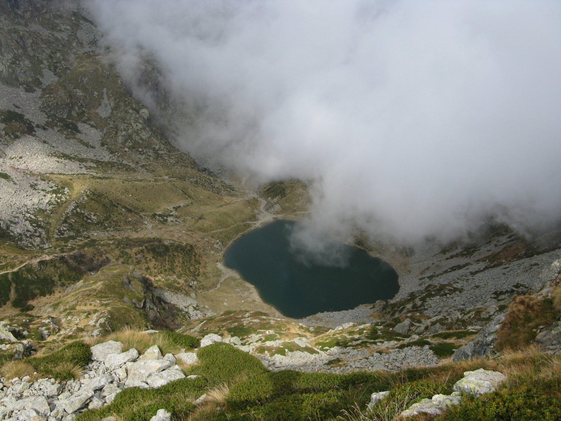 il Lago del Mucrone