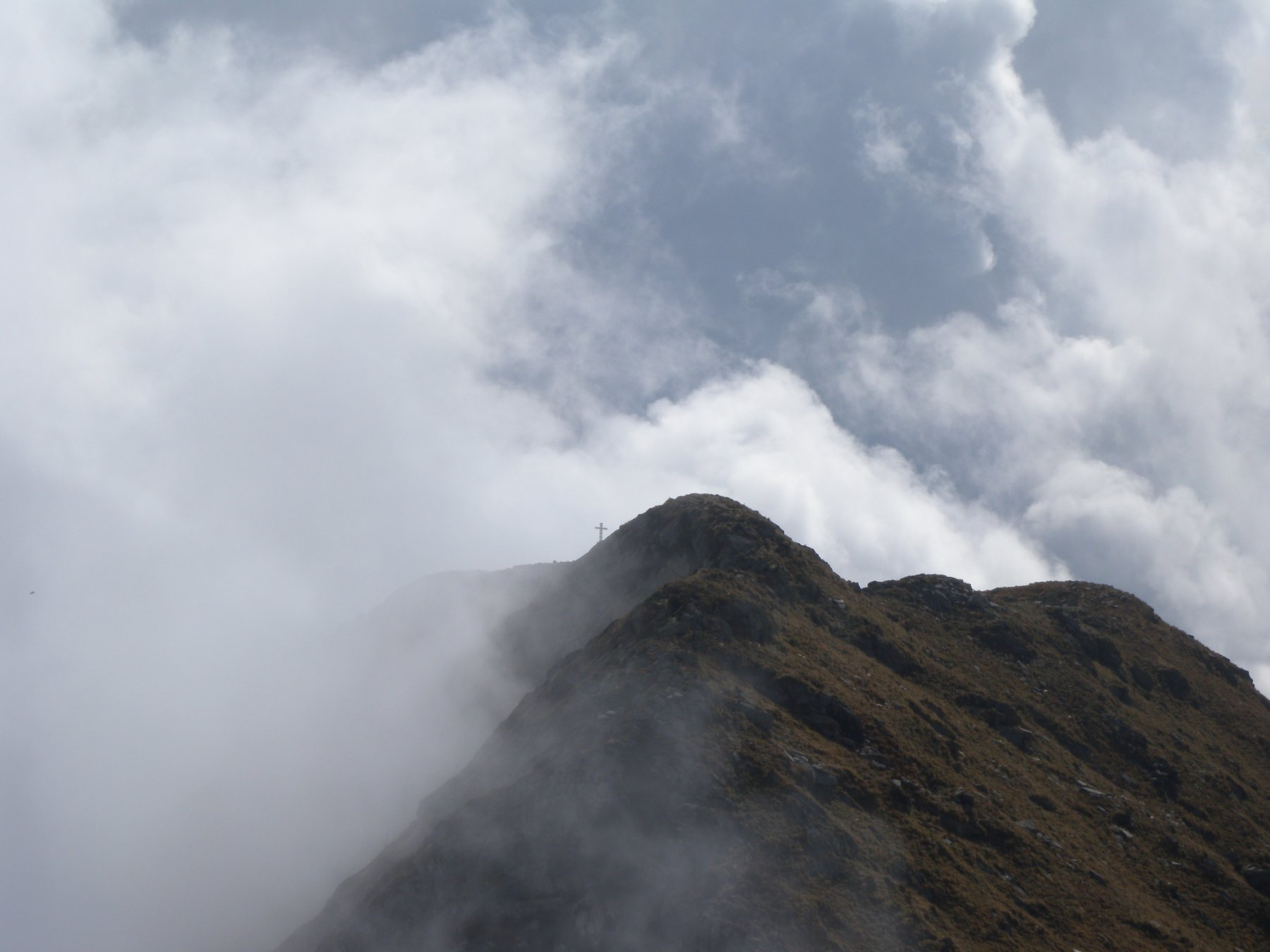 Cresta da Nord alla Sud