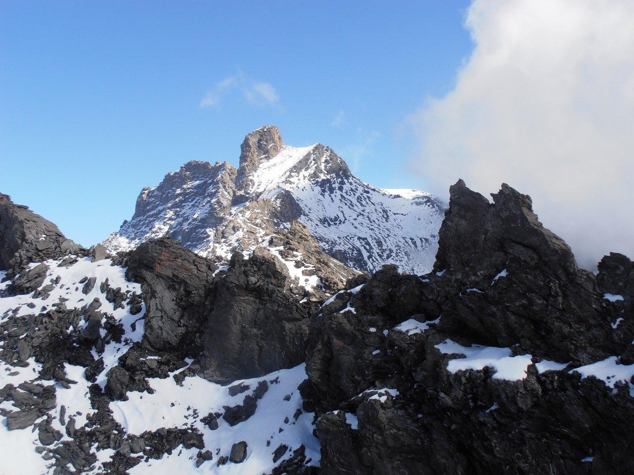 09 - Grand Roc Noir, vista magnifica da questo versante