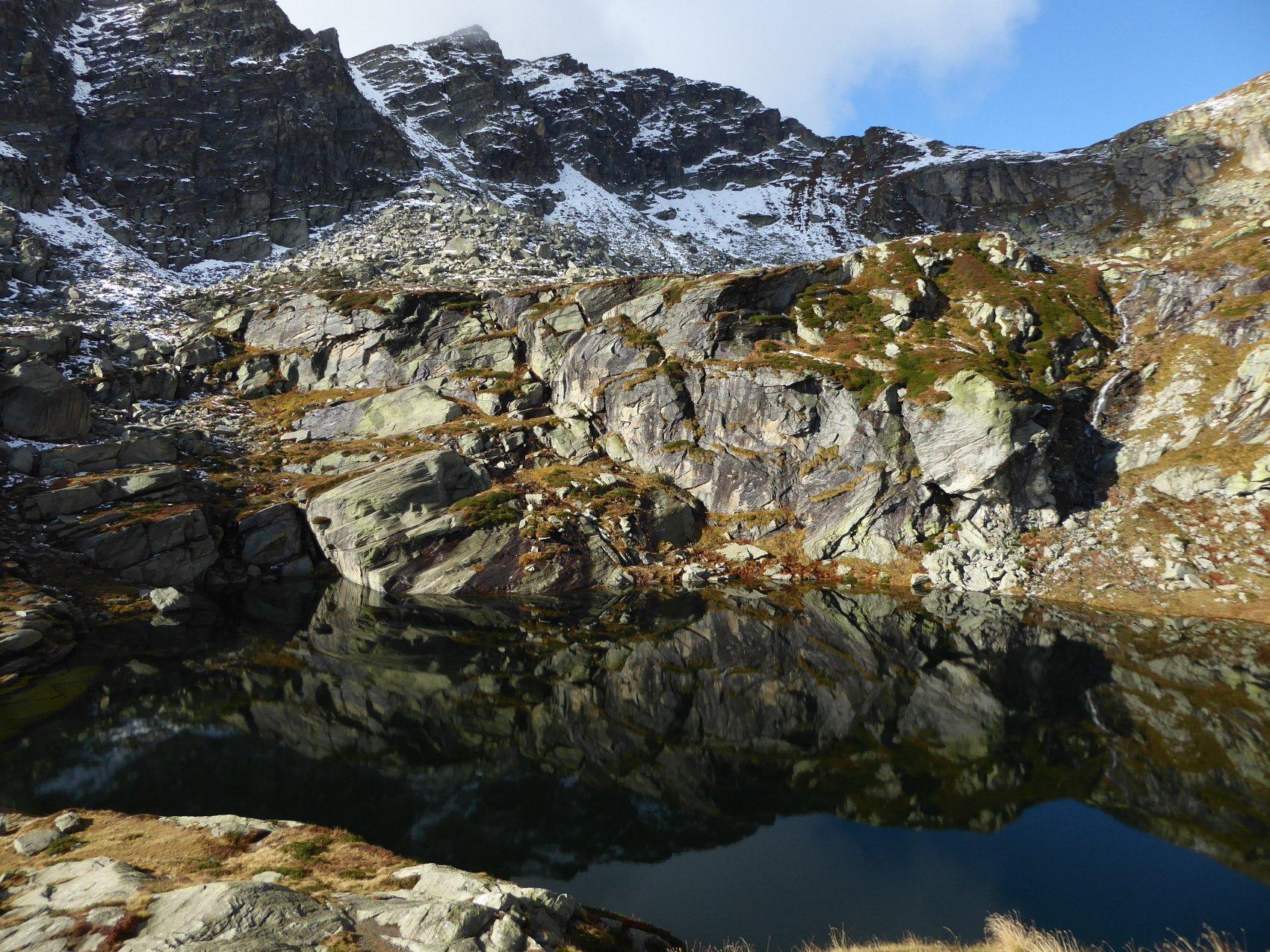 Lago del Bojret