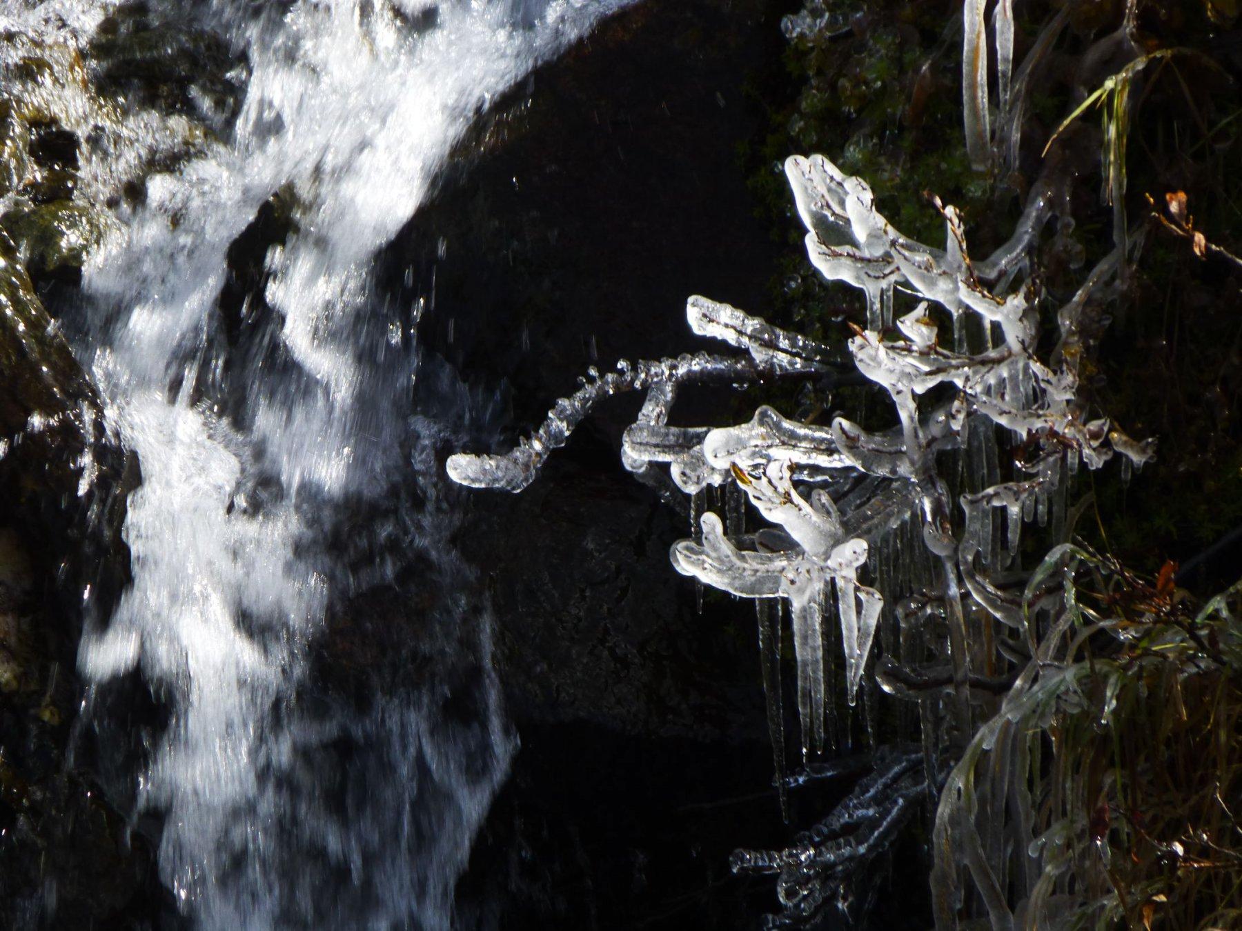 Giochi d'acqua e di ghiaccio
