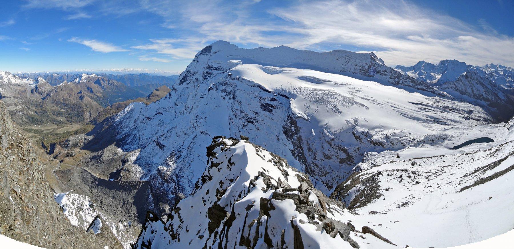 Monte Leone. Che montagna!!