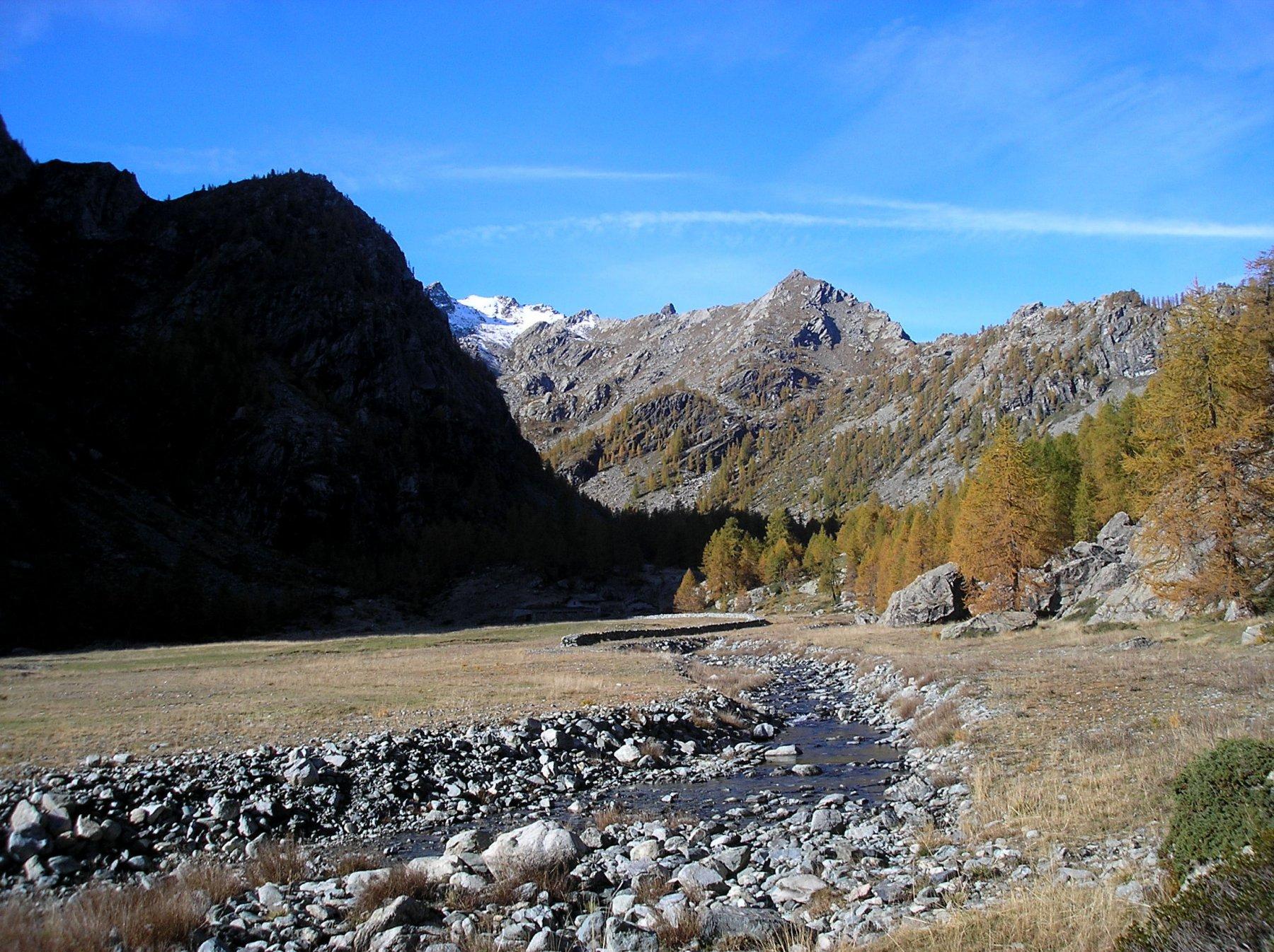 Vercoche (Lago)da Outre l'Eve, anello valloni della Legna e Laris 2015-10-11