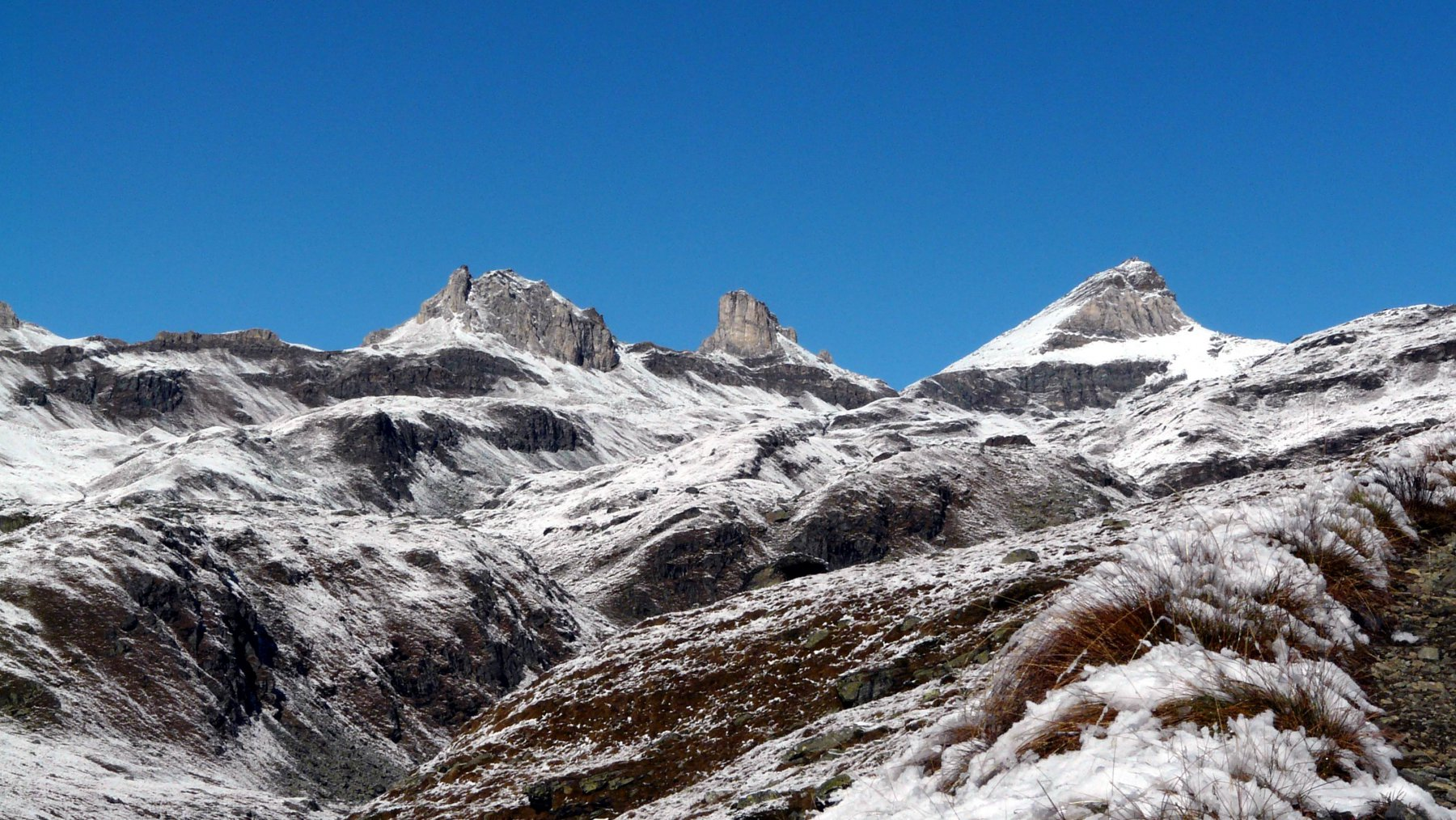 Cime Bianche