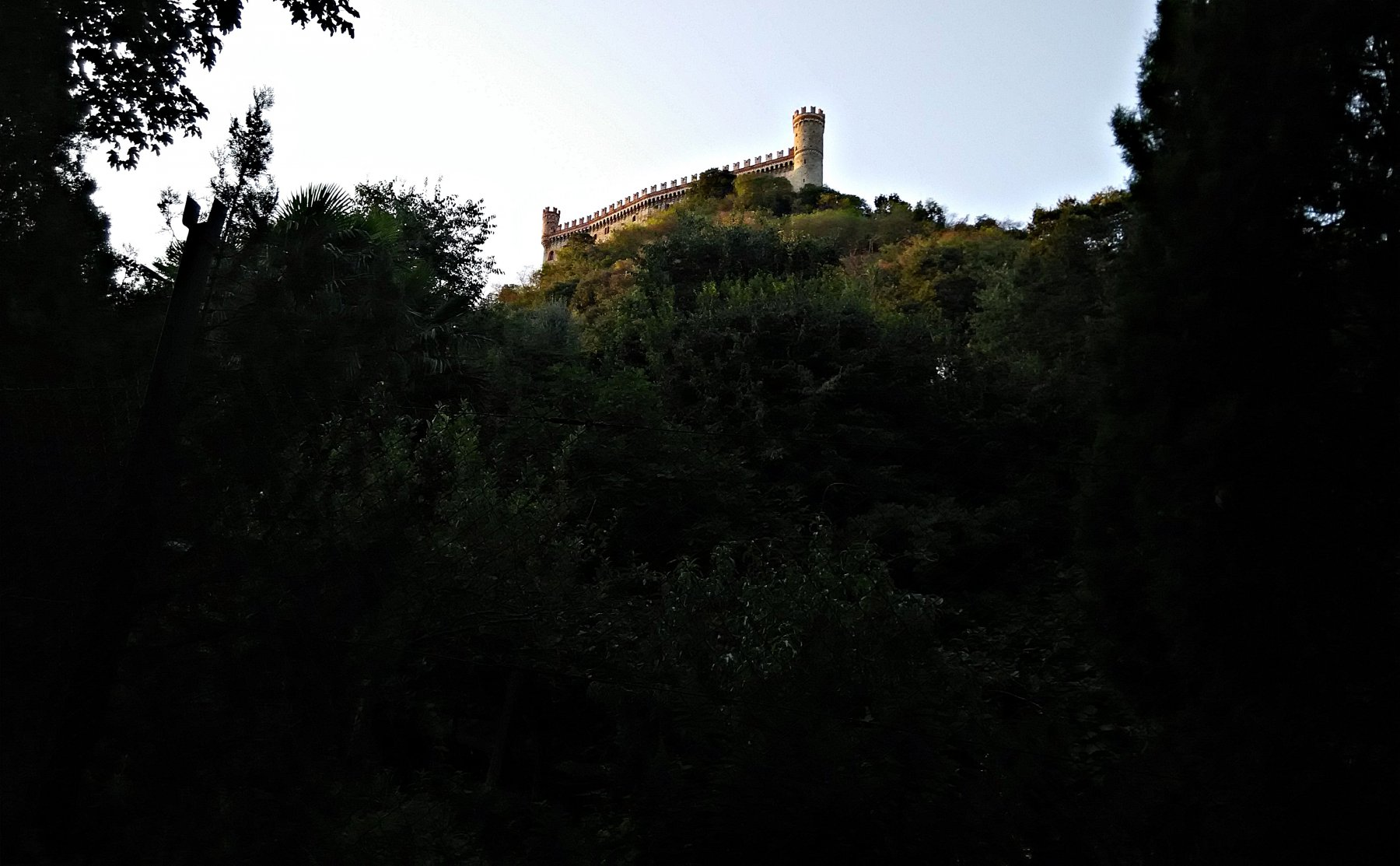 Nero, Pistono, Sirio (Laghi) da Montalto, anello dei laghi morenici di Ivrea 2015-10-16