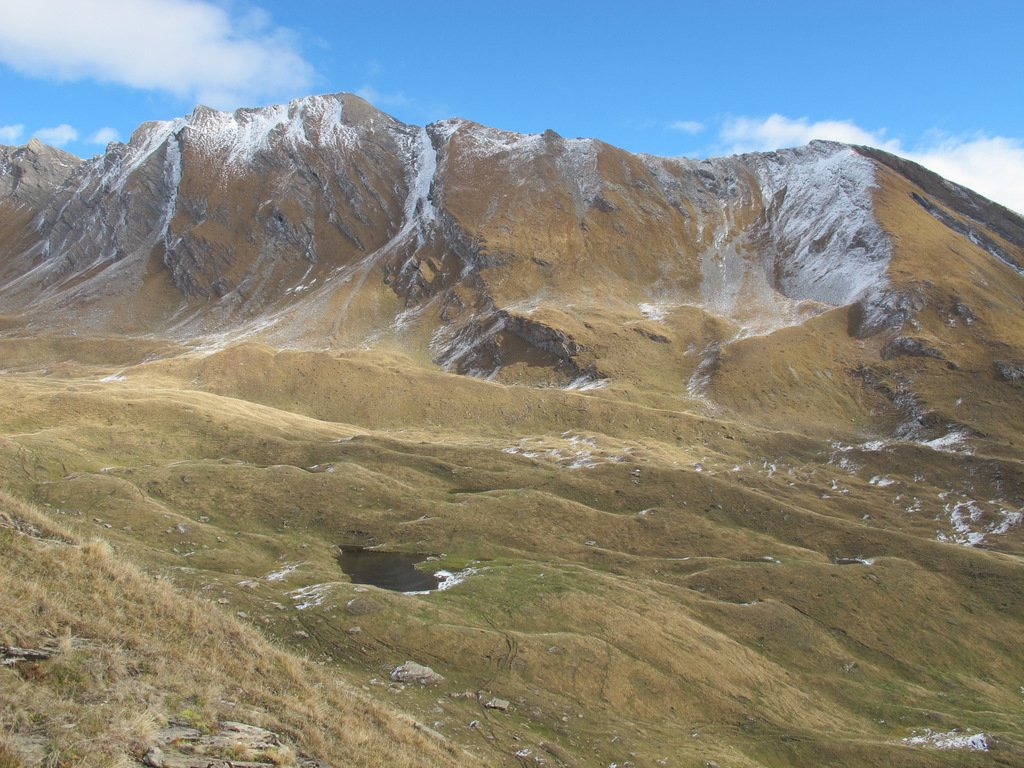 Salendo, Monte Belleface Centrale e Sud
