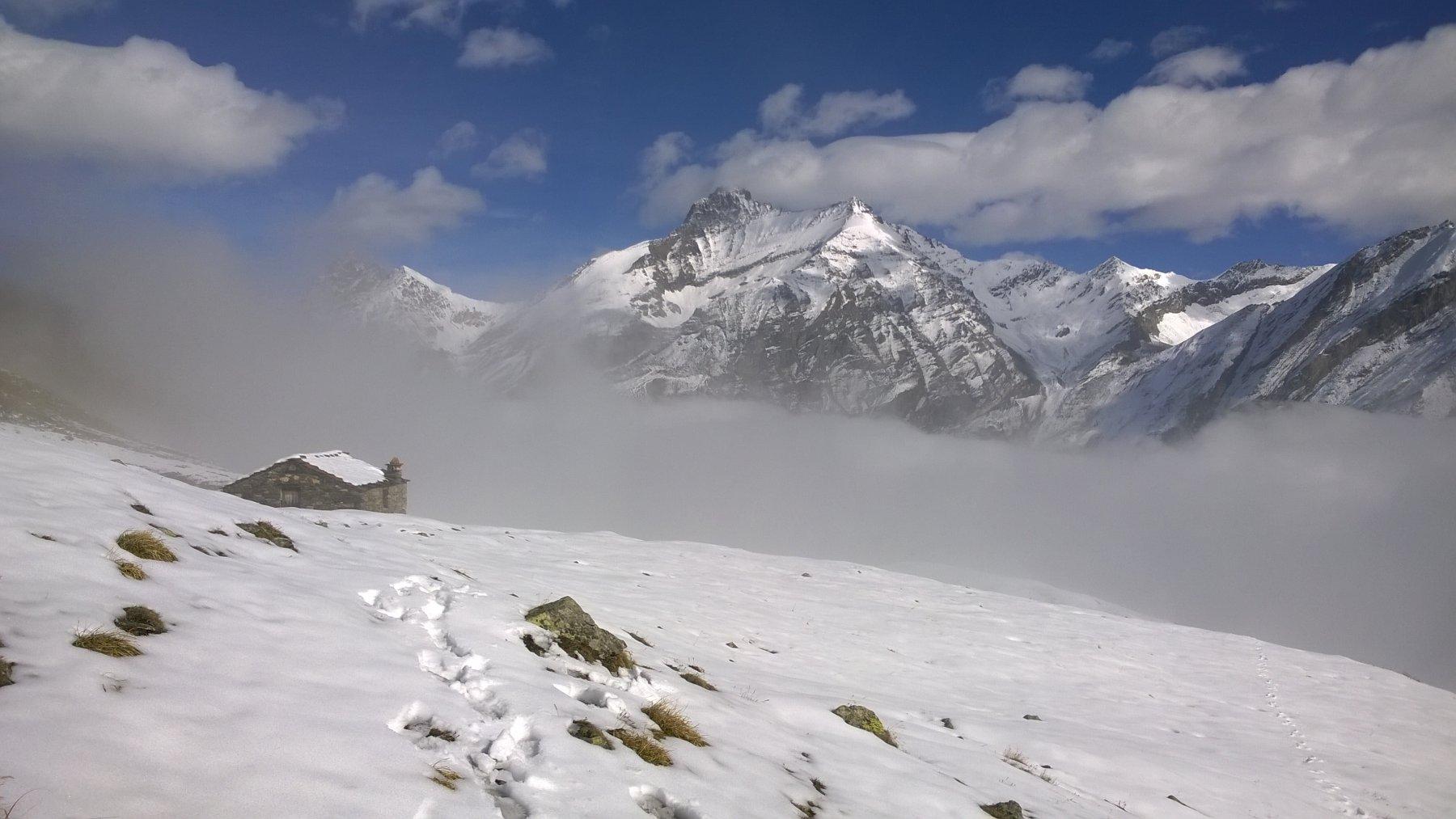 L'alpe dei laghi