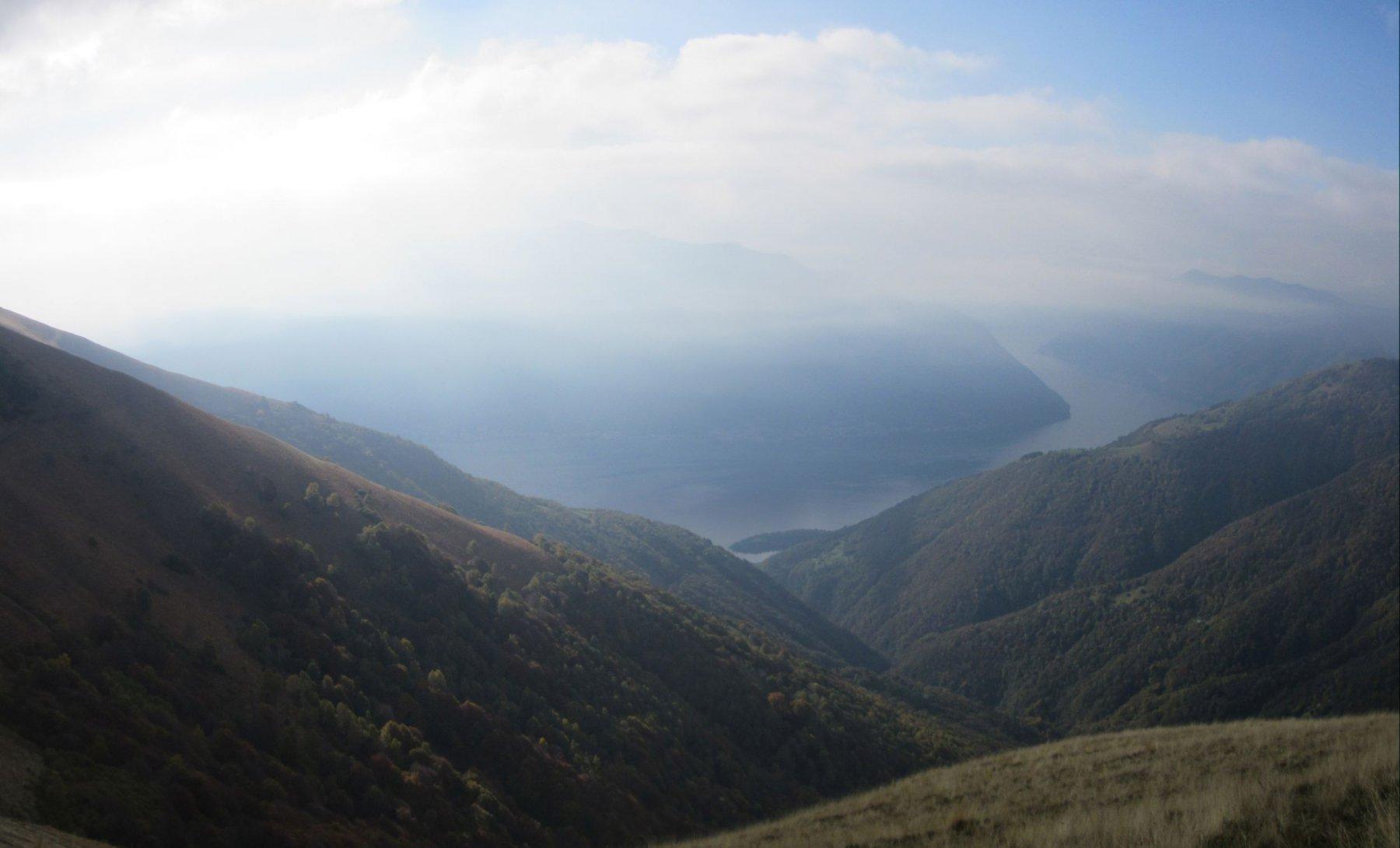 Vista sul Lago di Como