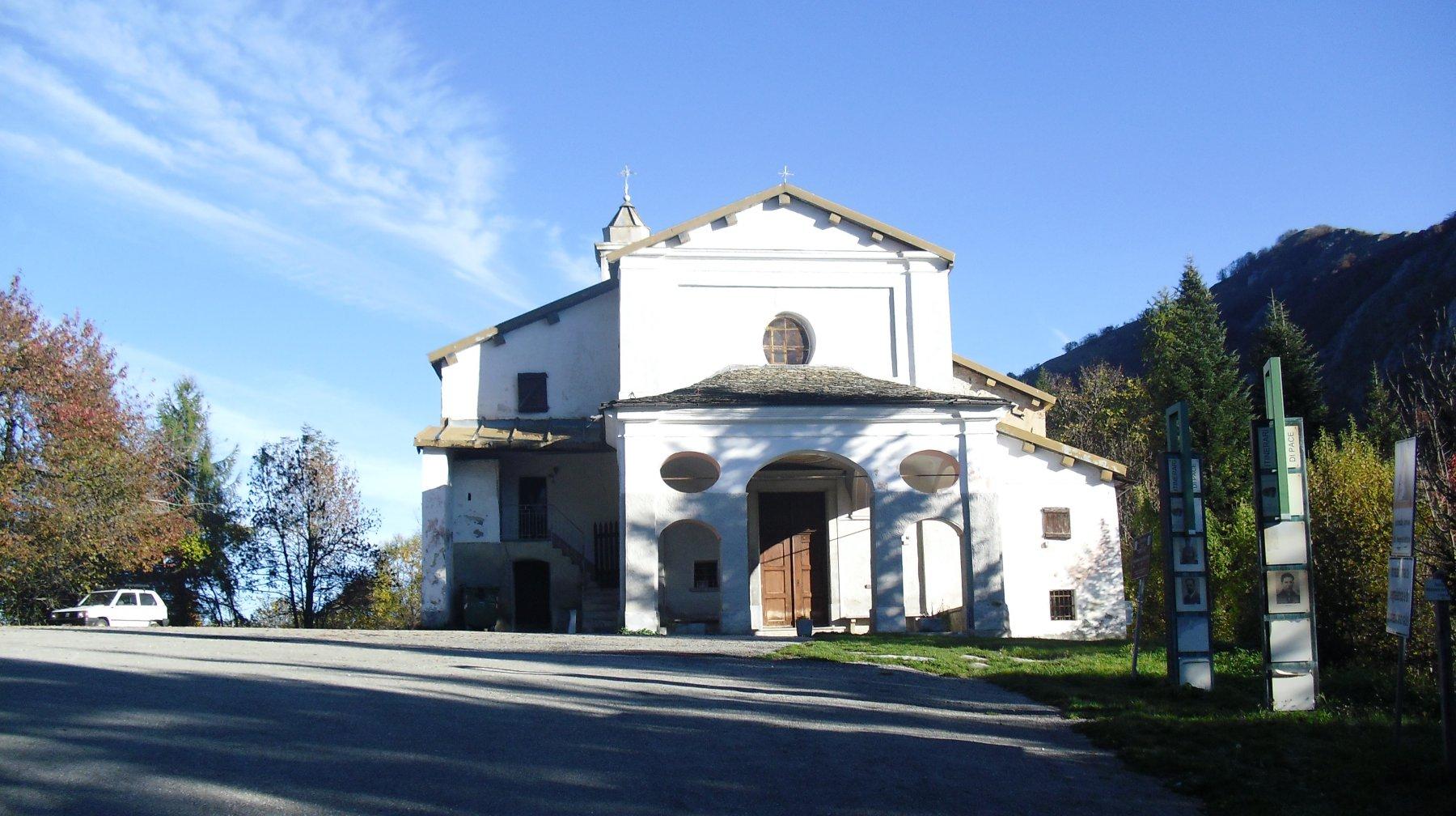 Madonna del Colletto.