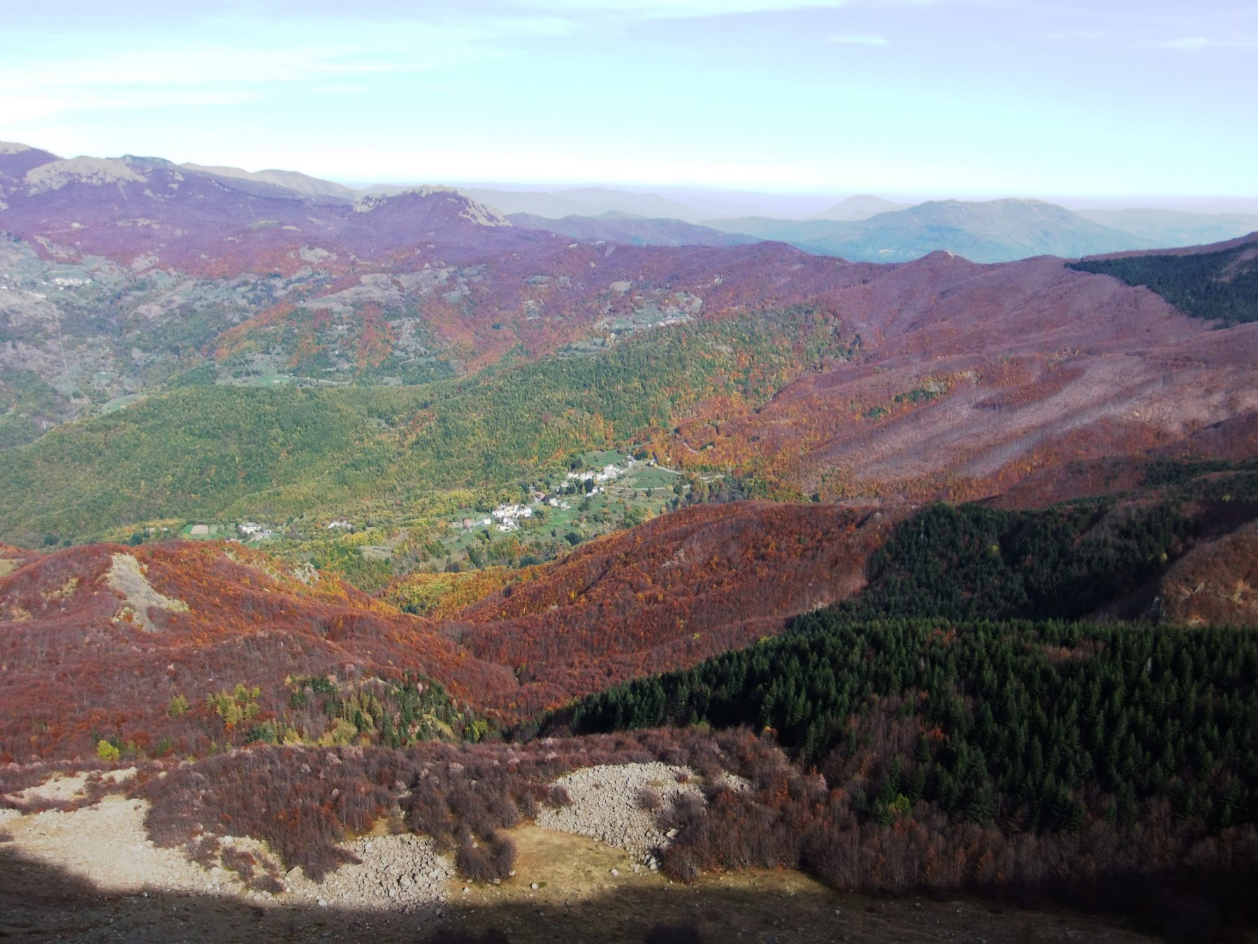Autunno in Val d'Aveto
