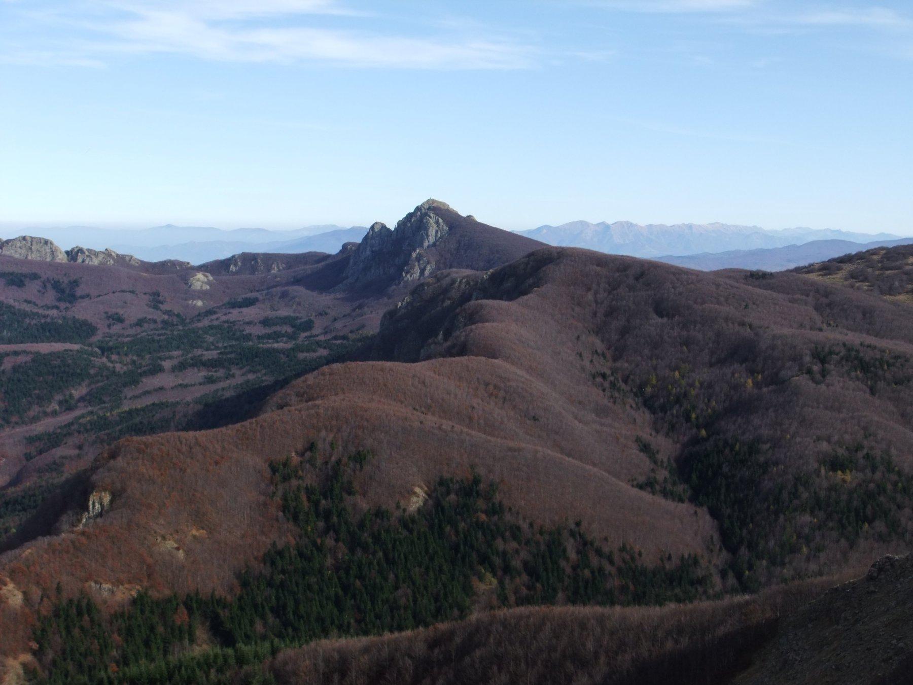 Verso il Monte Penna