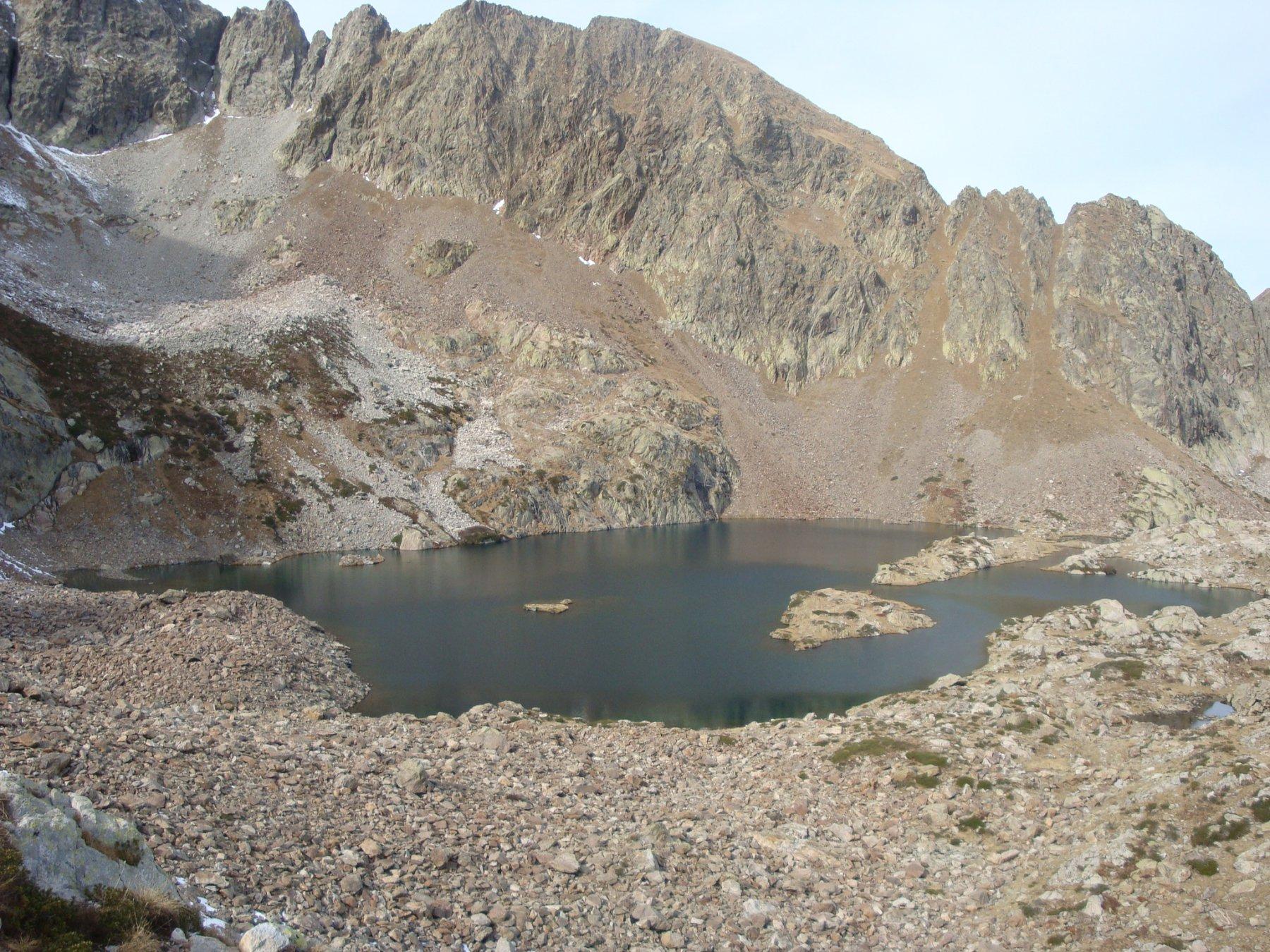 lago del Claus