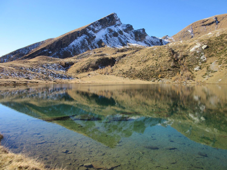 Punta Cortefreddo e lago di Matogno
