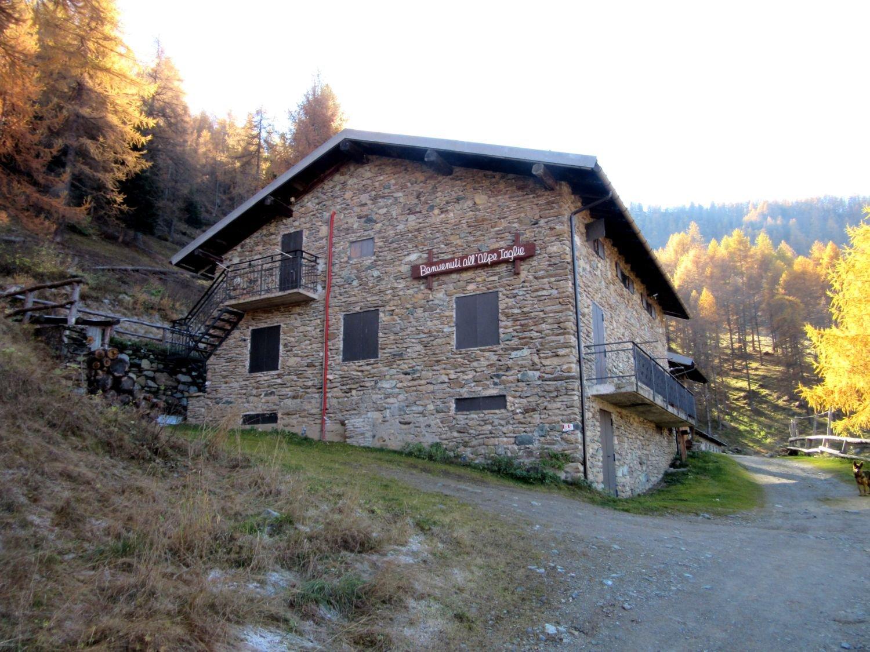 Posto Tappa GTA Alpe Toglie