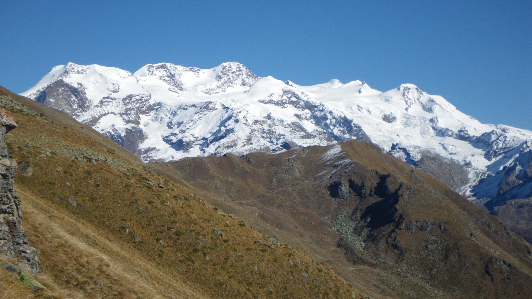 Il Monte Rosa....
