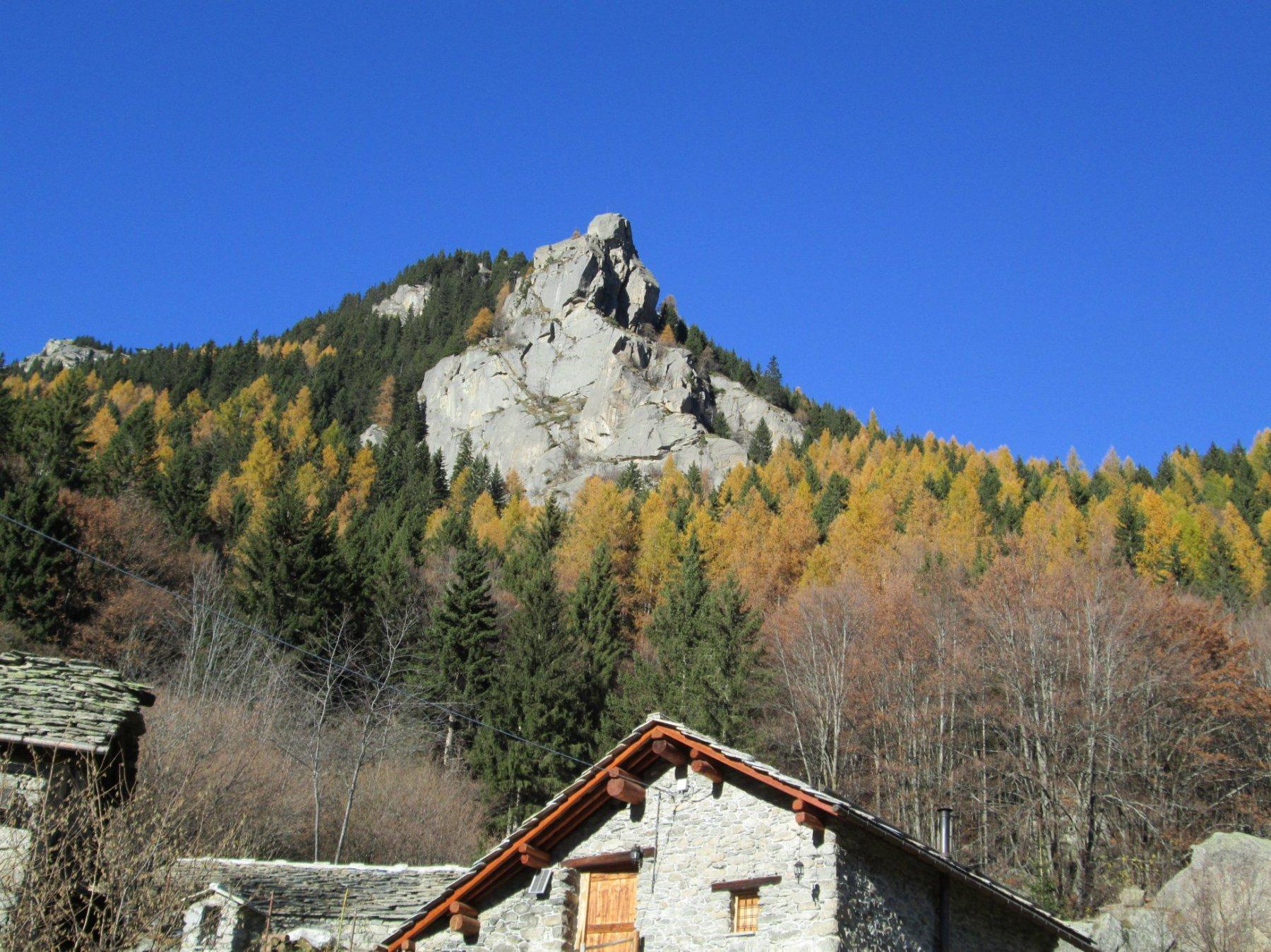 parete di Roci Ruta
