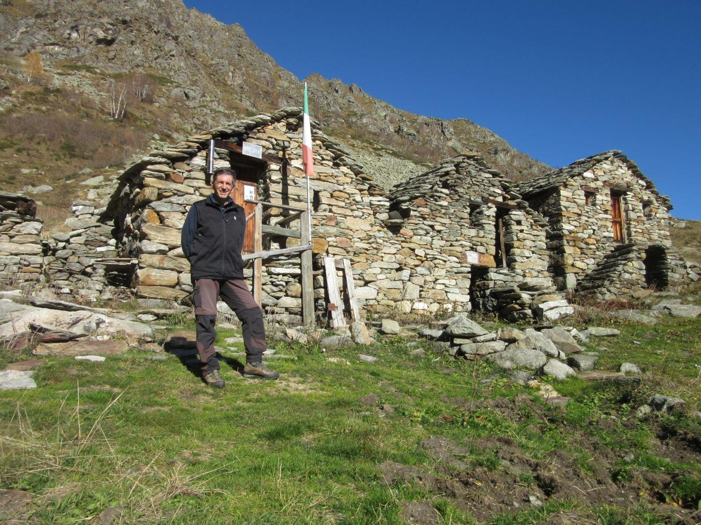 Punto appoggio Alpe Salei