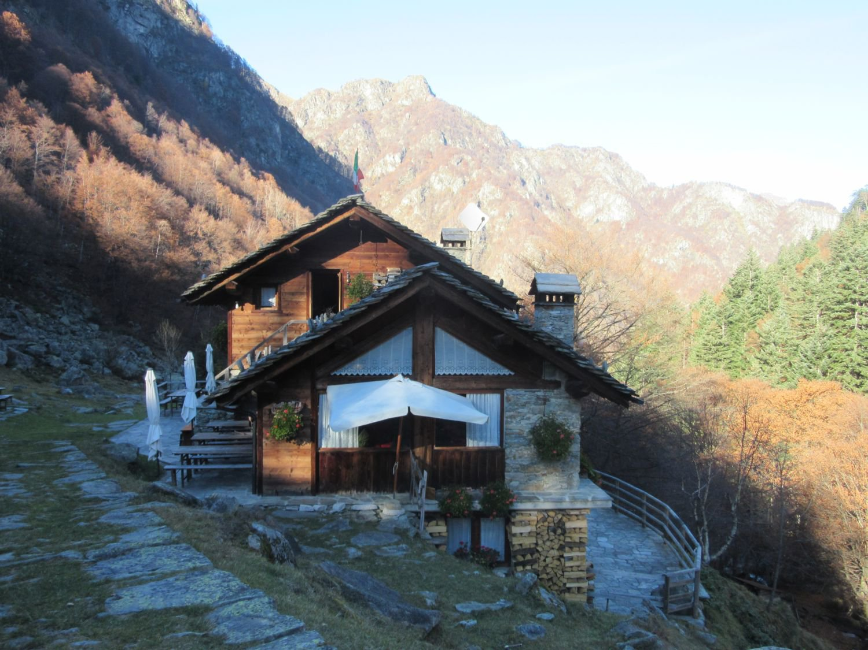 Ristoro Heidi all'Alpe Campello