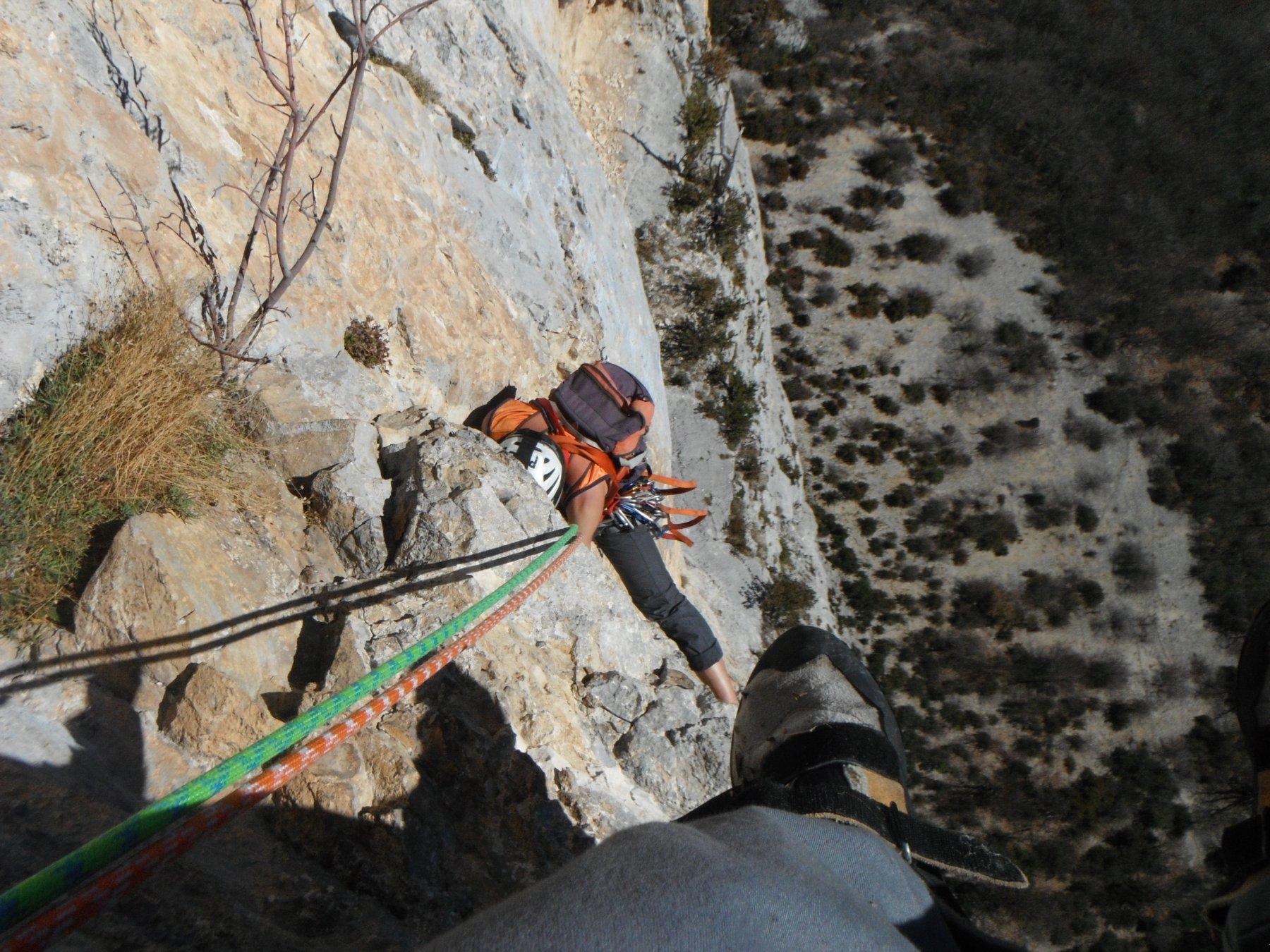 e arrampicata