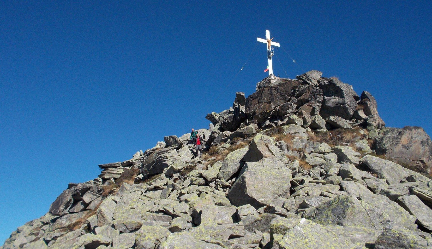 Croce del Monte Foppa