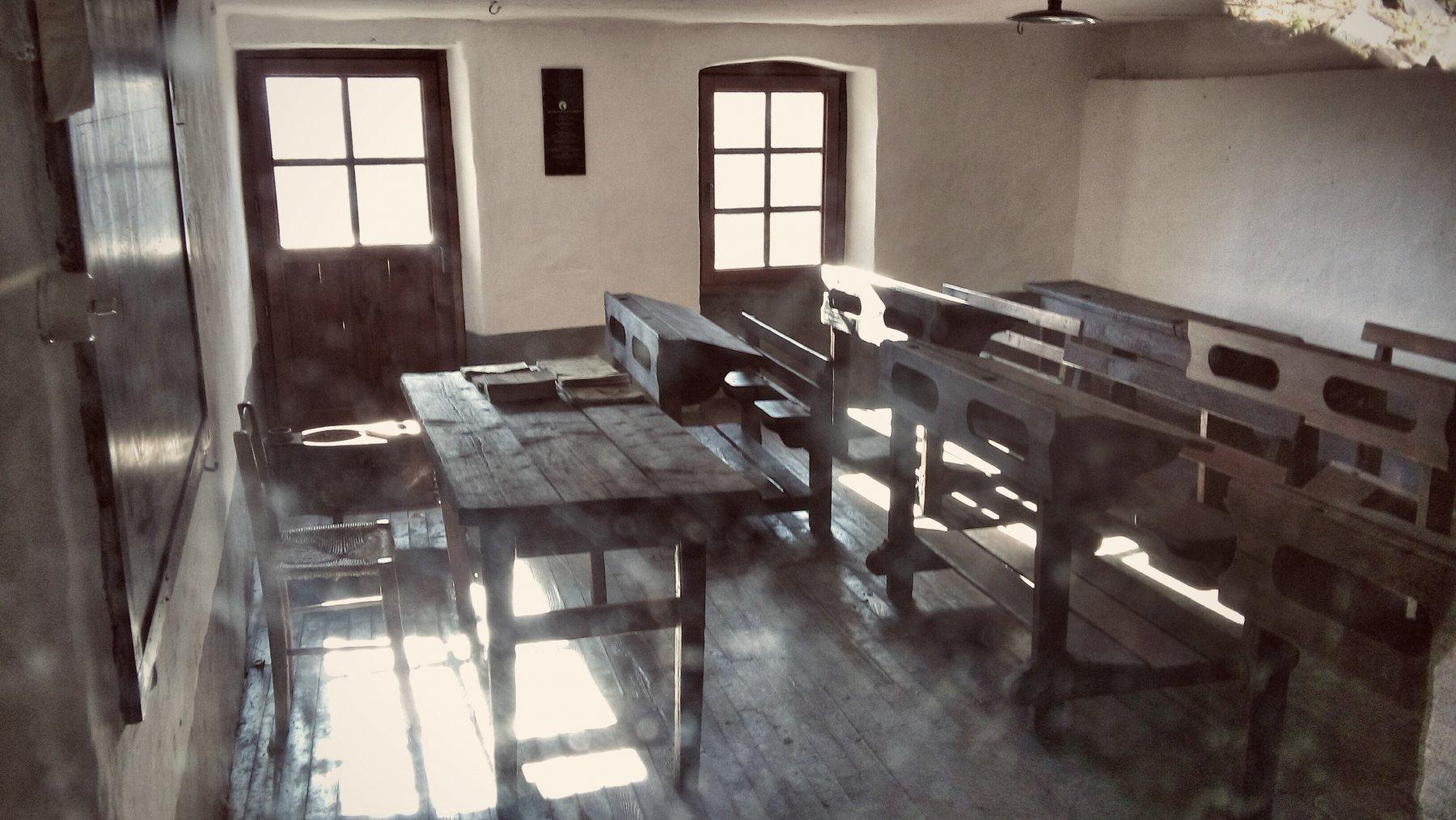 La scuola di Meison