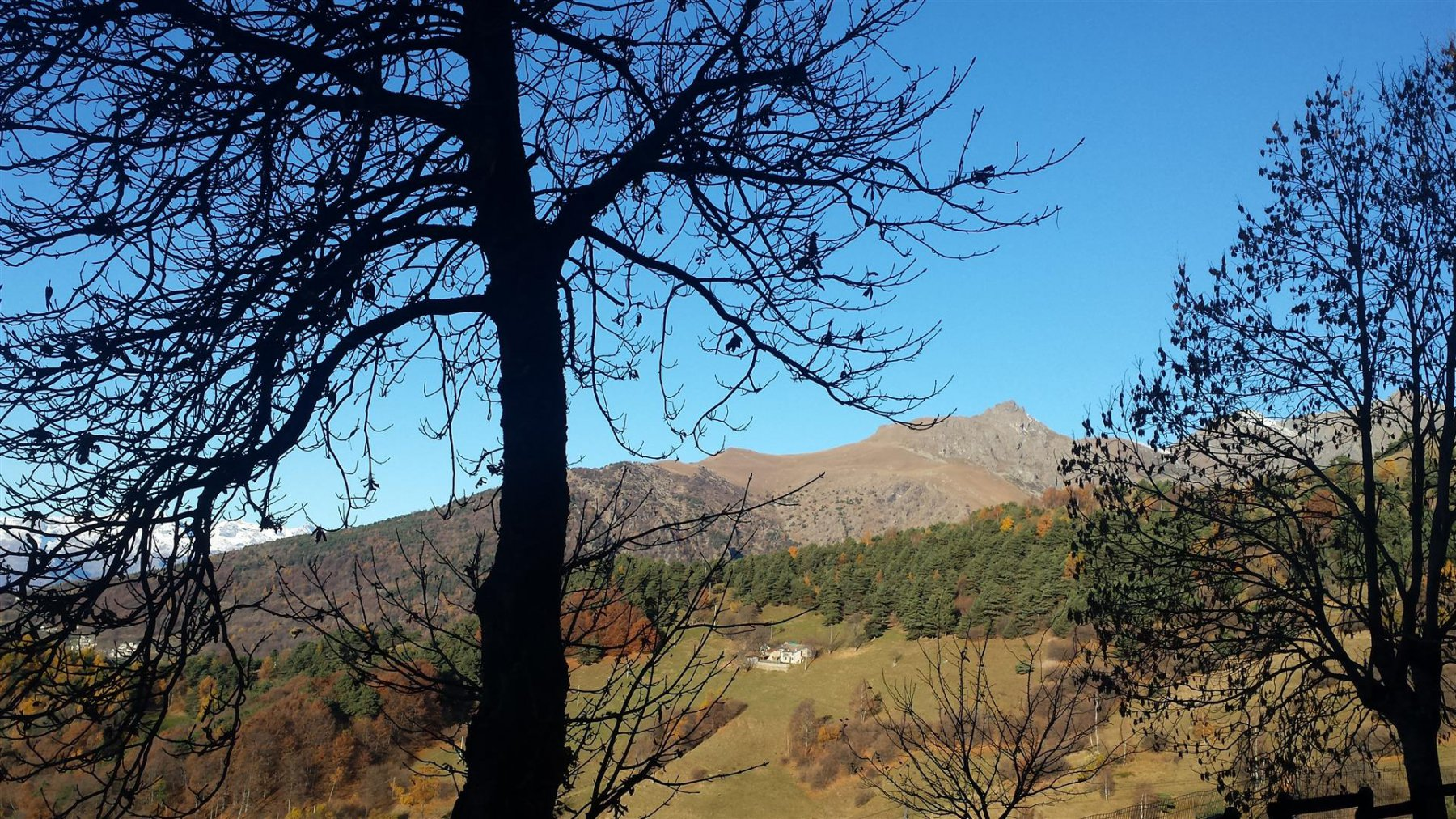 dall'Alpe Croce