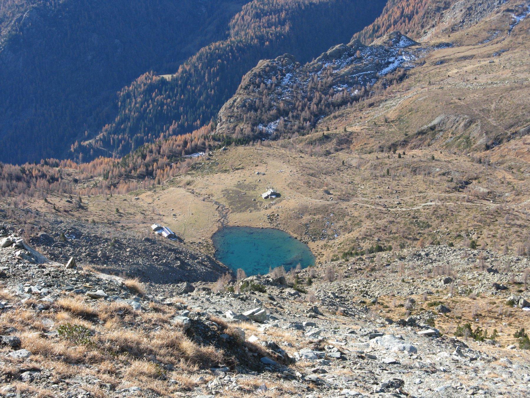 il lago Muffè