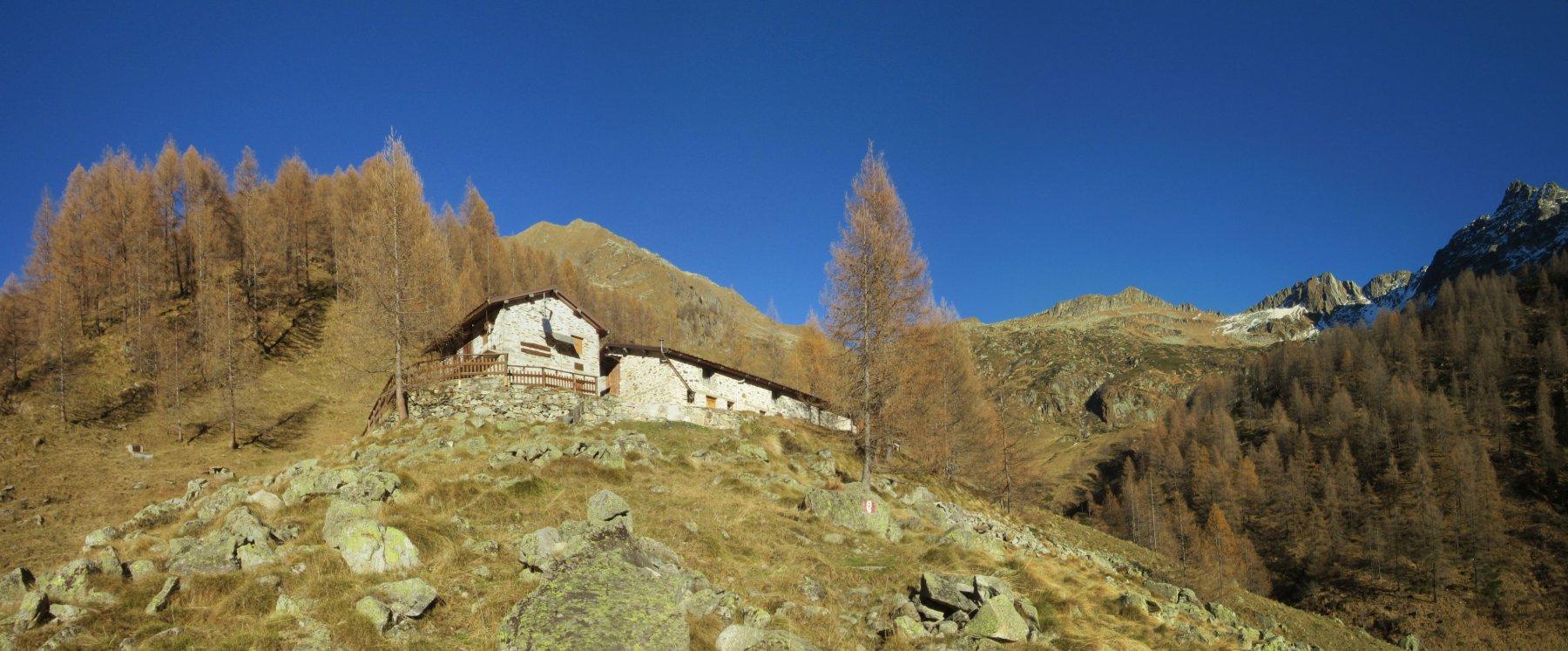 Rifugio Boffalora Ticino reintitolato a Paolo Majerna