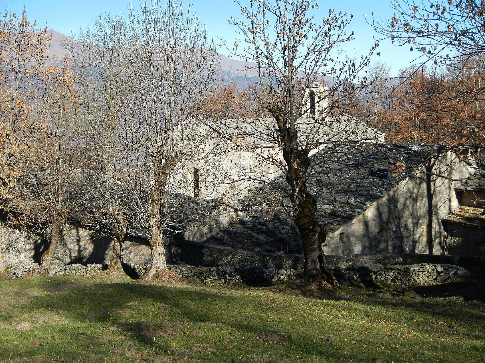 Certosa di Montebenedetto 1120 m.