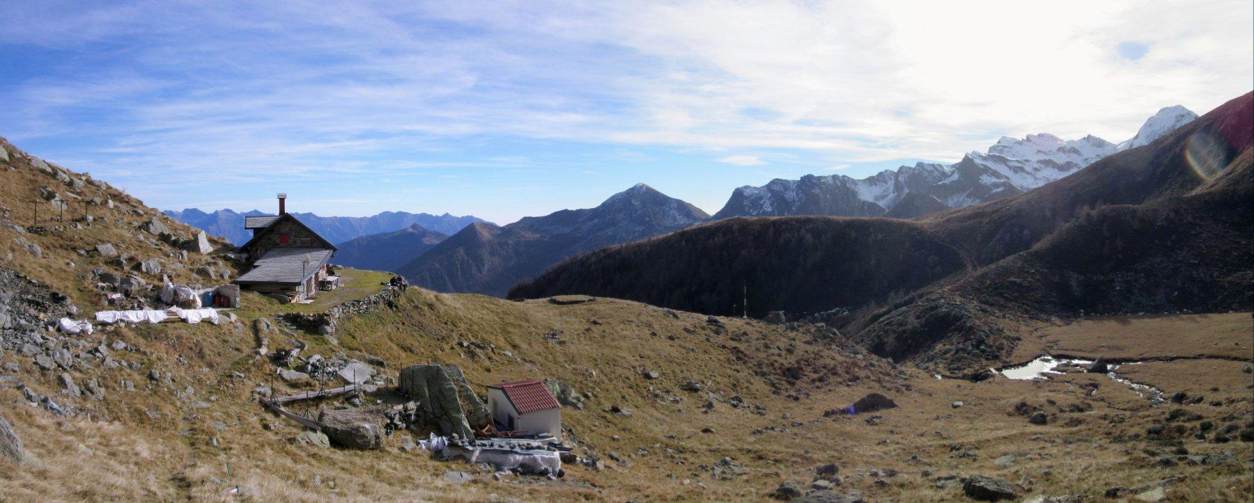 Rifugio Alpe il Laghetto