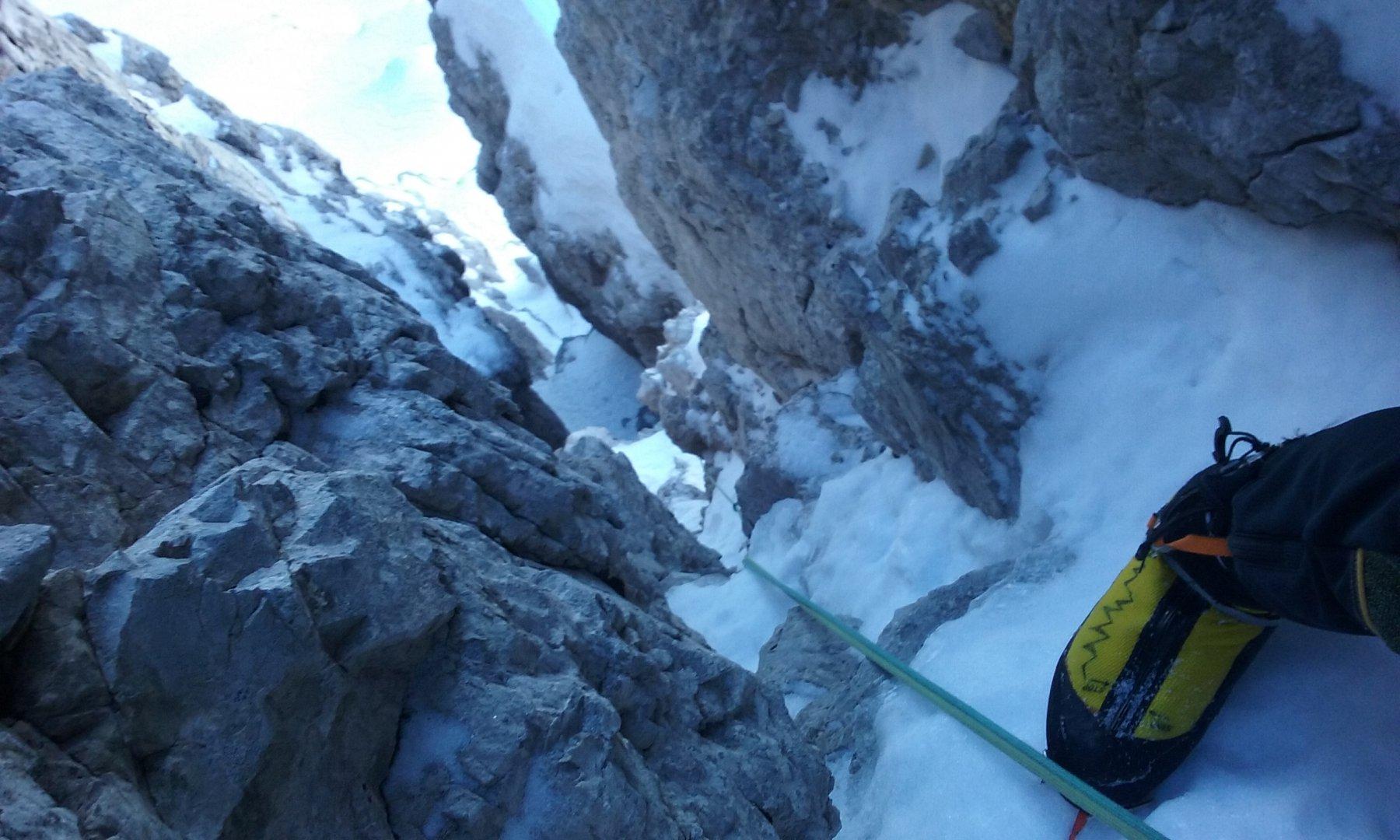 Brenta (Cima) Vento di ghiaccio 2015-11-18
