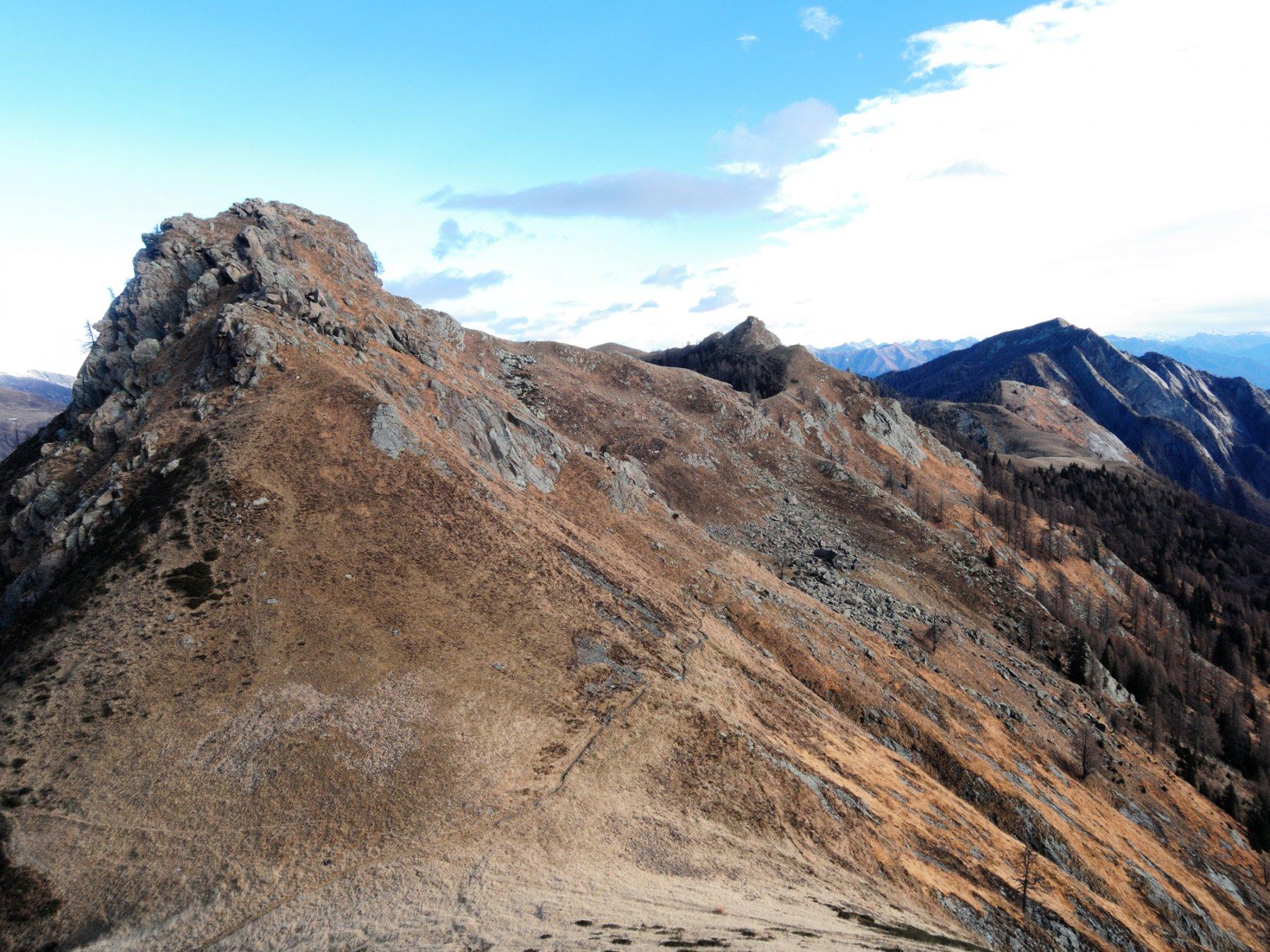 Cima e Alpe Caneto