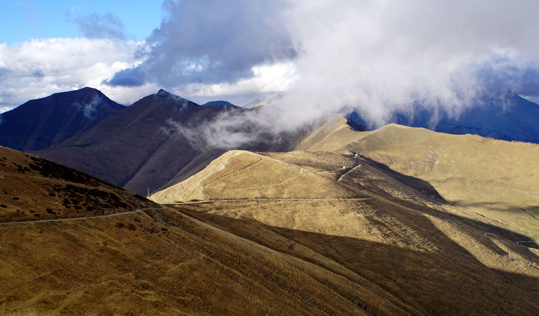 Frontè (Monte) da San Bernardo, anello per Cima Garlenda 2015-11-21