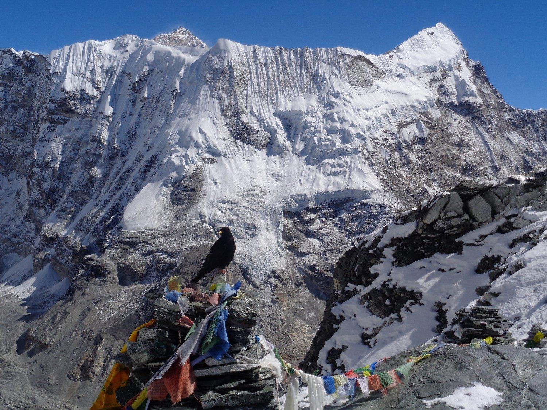 Mera Peak e Island Peak Circuito valli Hinku e Khumbu 2015-11-23